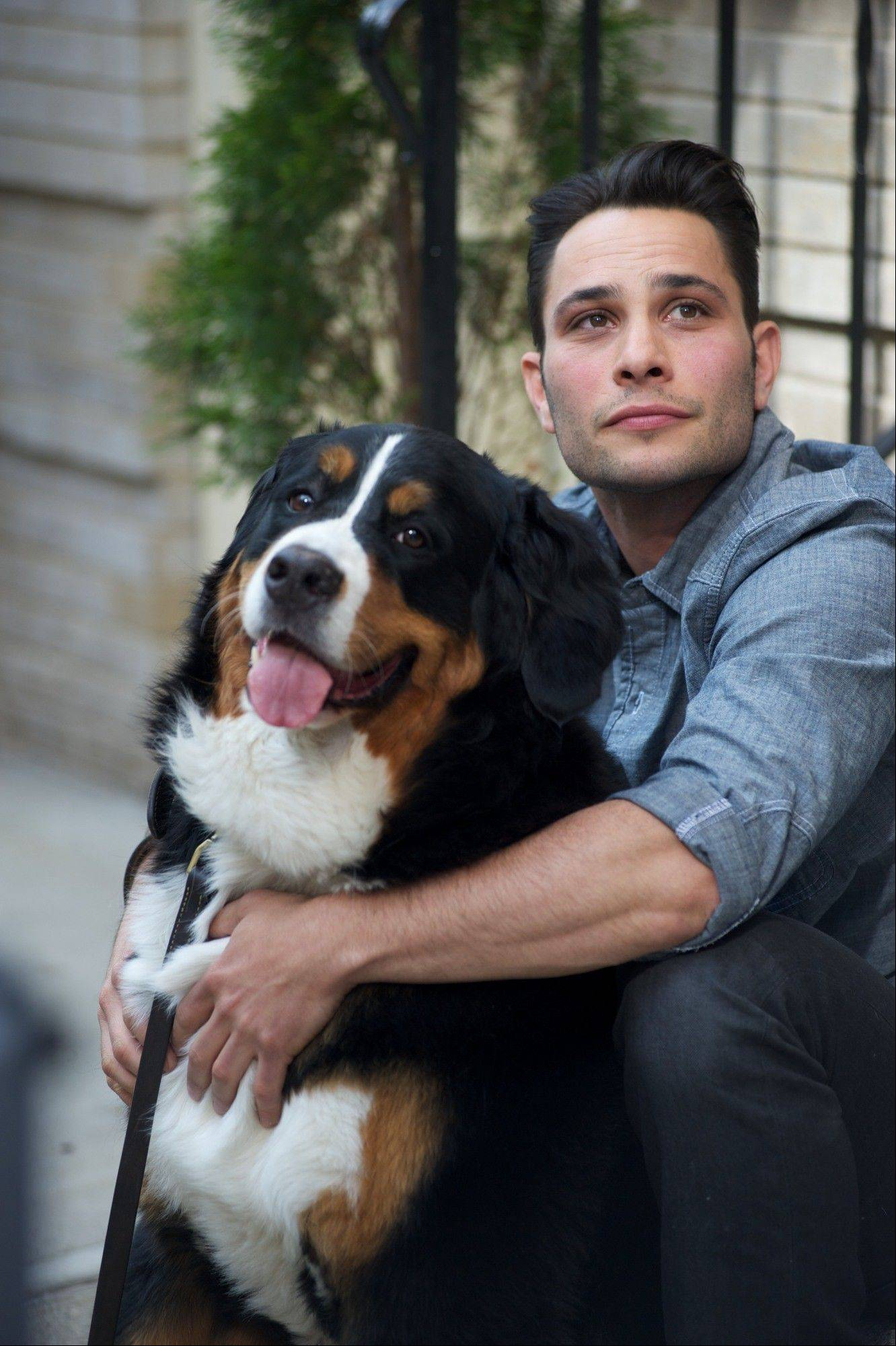 "This undated image released by CBS shows dog guru Justin Silver, host of the new show ""Dogs in the City,"" in New York. Every Wednesday beginning May 30, Silver will try to help New York City hounds and humans tackle unsettling problems like joint custody after divorce or dealing with significant others who just moved in."