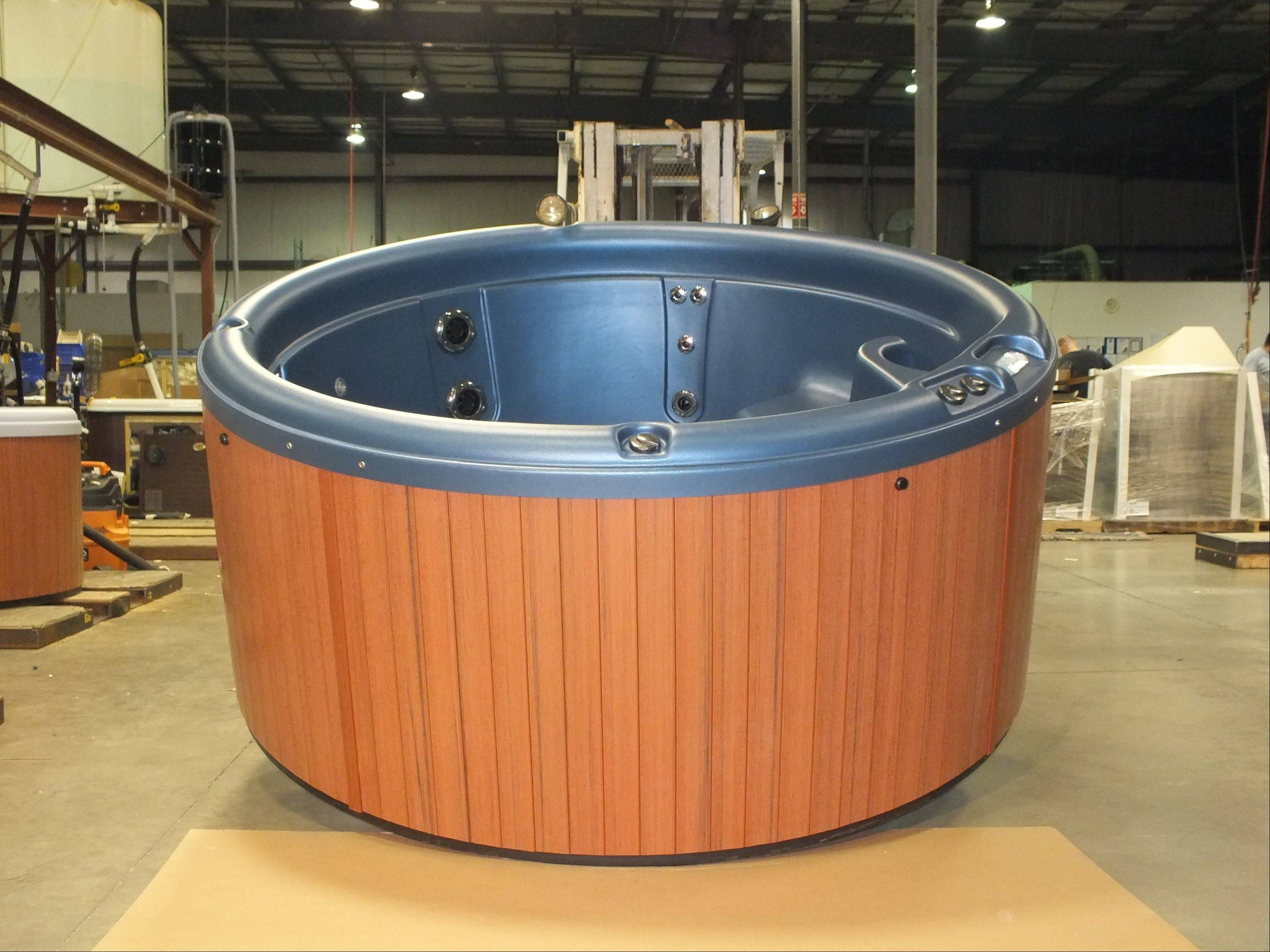 Midwest Spa carries a wide range of hot tubs and spas.