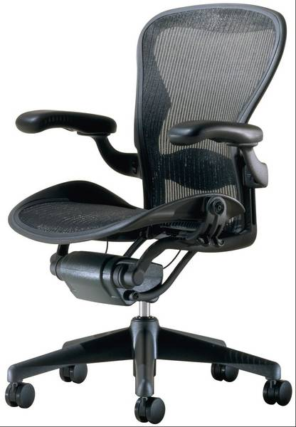 The Aeron Chair 1994 Hello Lumbar Support Williams Stumpf And Donald Chadwick