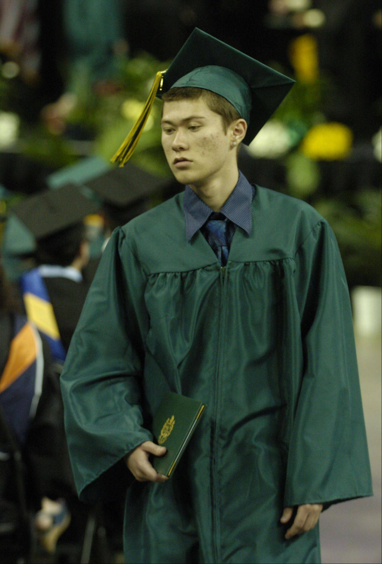 Images from the Fremd High School graduation on Sunday, June 3rd at the Sears Centre in Hoffman Estates.