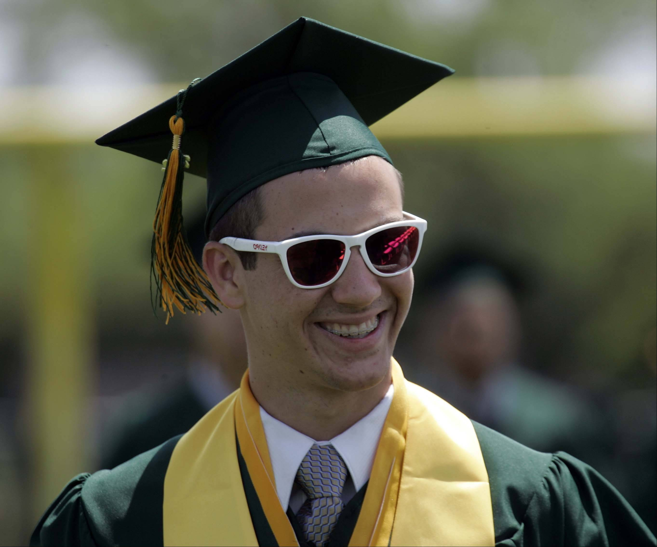 Images from the Elk Grove High School graduation on Sunday, June 3rd in Elk Grove.