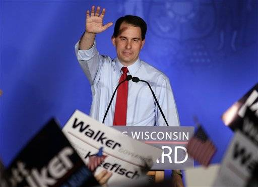 Walker to mend political divide with brats, beer