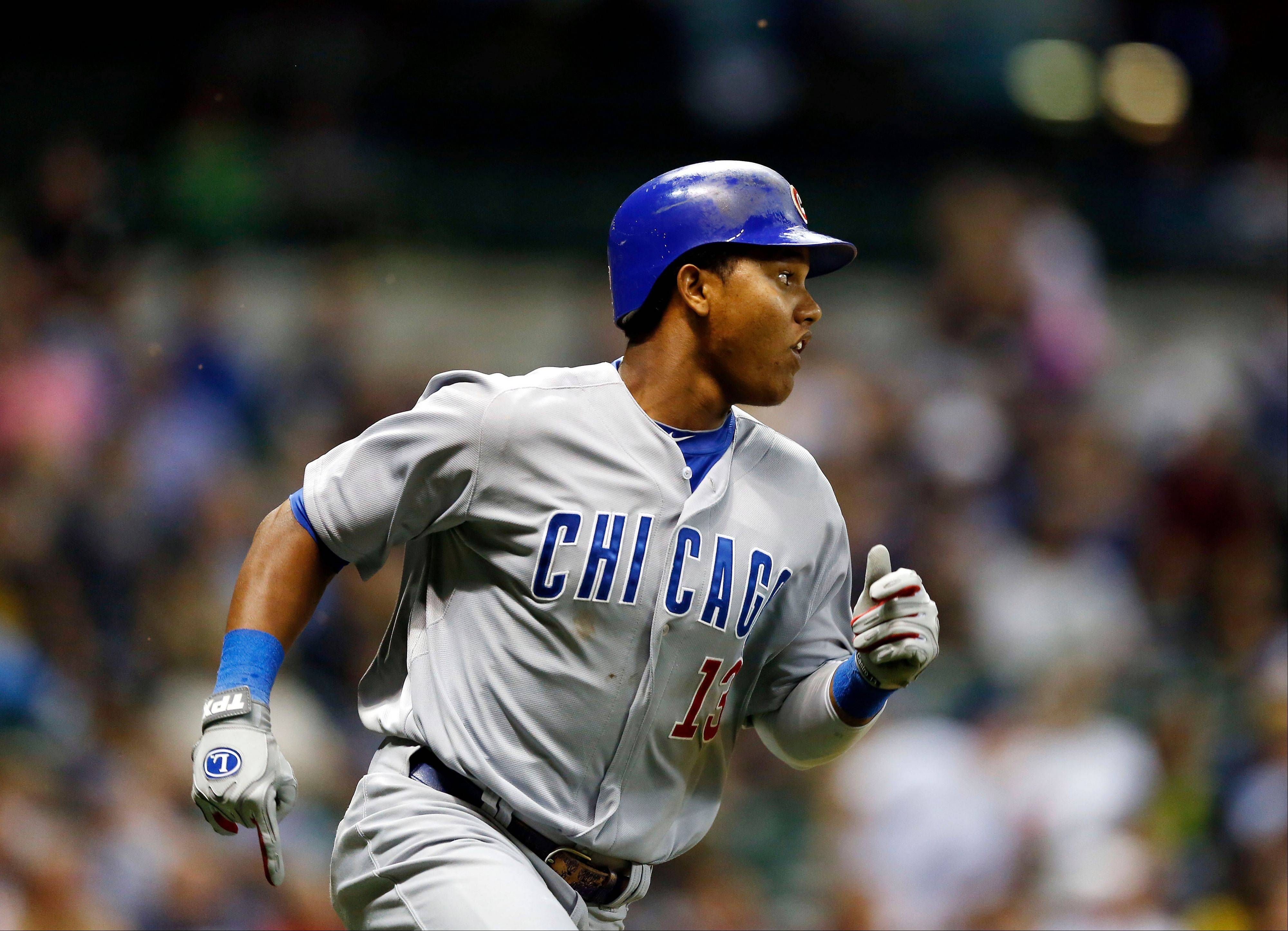 Castro plays for Cubs, but it was 'last straw'