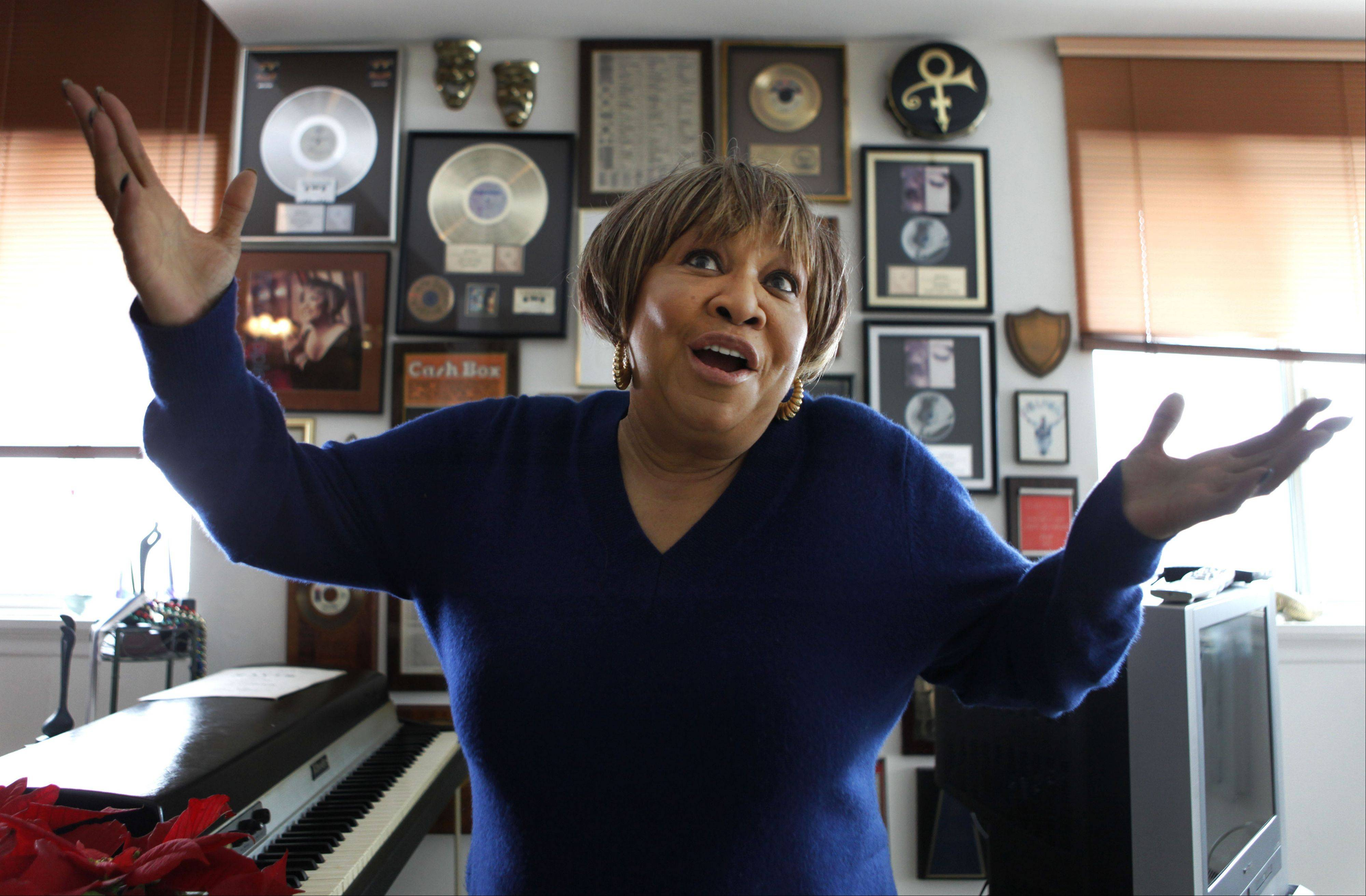 Mavis Staples is the closing headliner of the Chicago Blues Festival in Grant Park on Sunday, June 10.