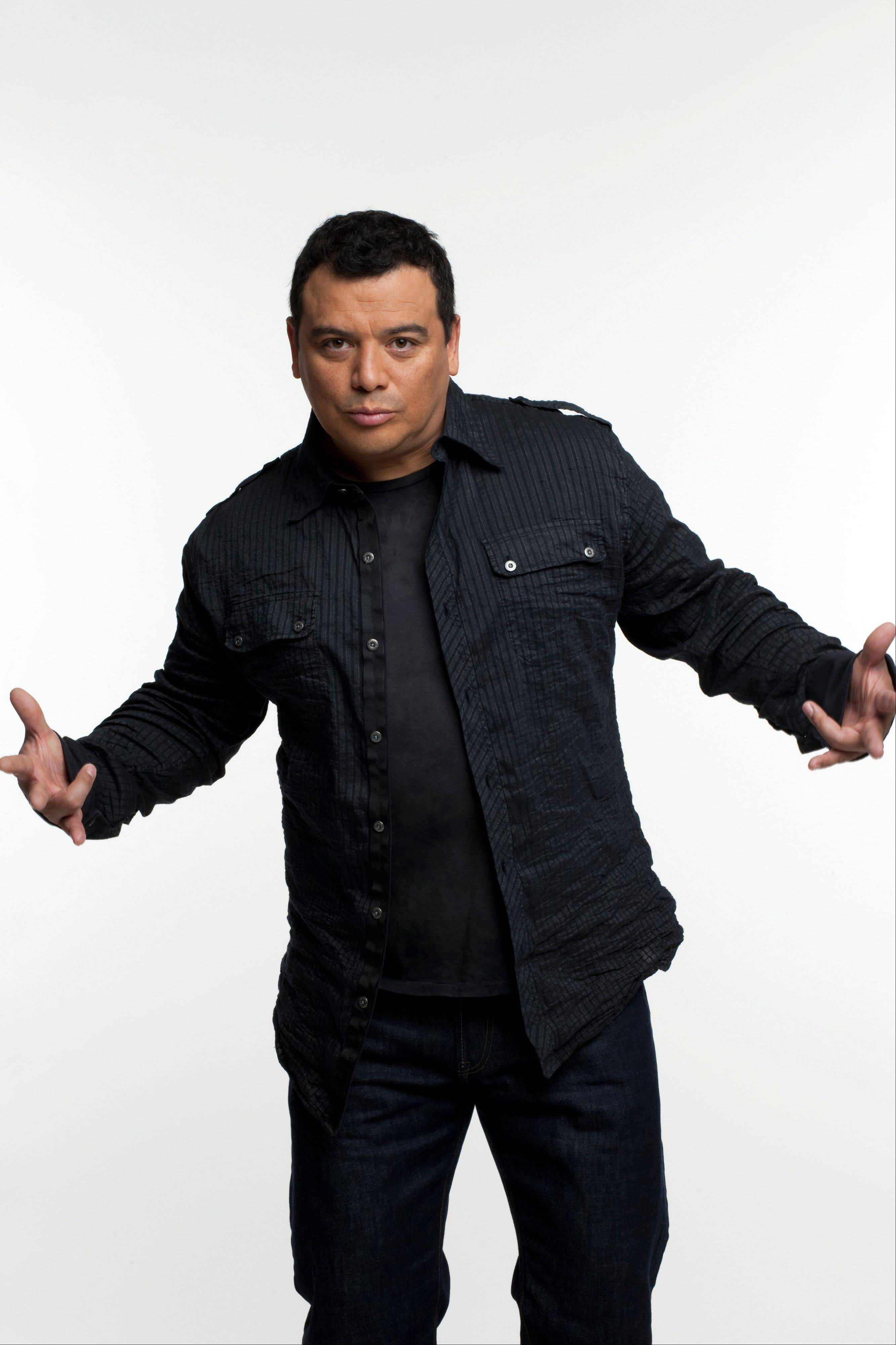 Carlos Mencia comes to the Improv Comedy Showcase in Schaumburg on Friday and Saturday, June 8-9.