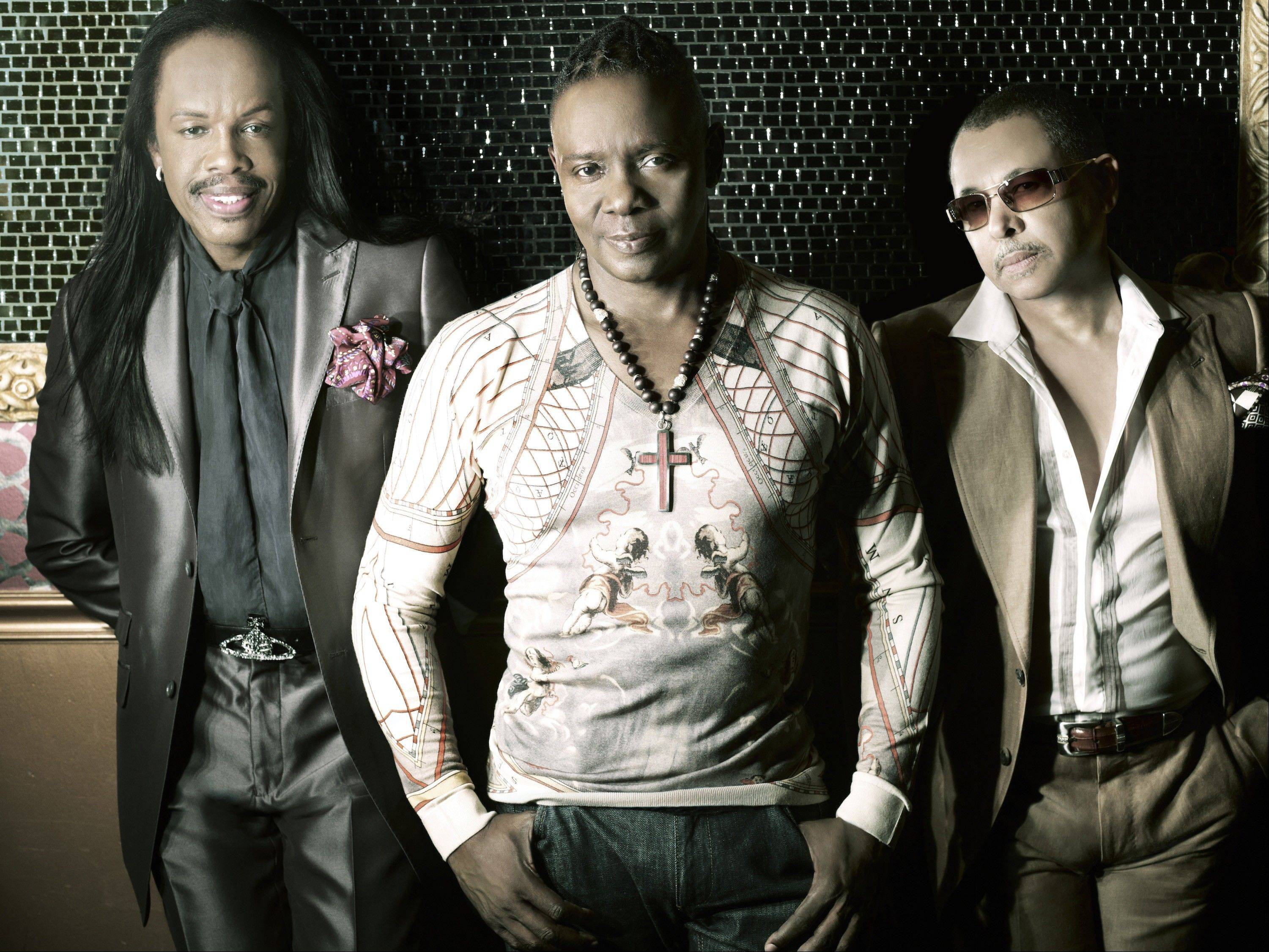 Earth Wind and Fire teams up with the Ravinia Festival Orchestra on Saturday, June 9.