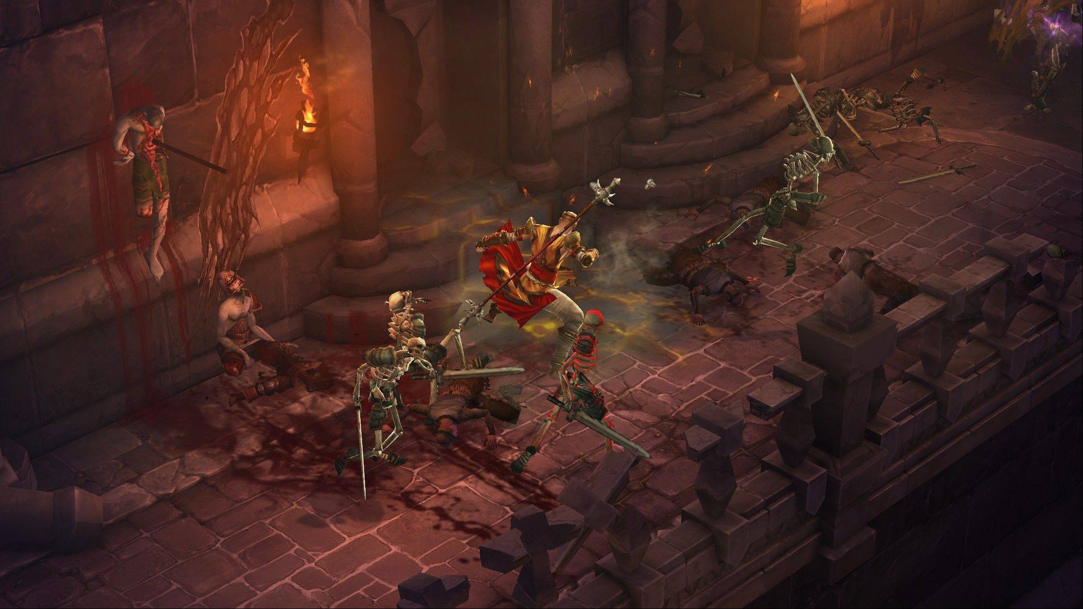 "Yes, you hack and slash a lot in ""Diablo III,"" yet the game is nearly irresistible."
