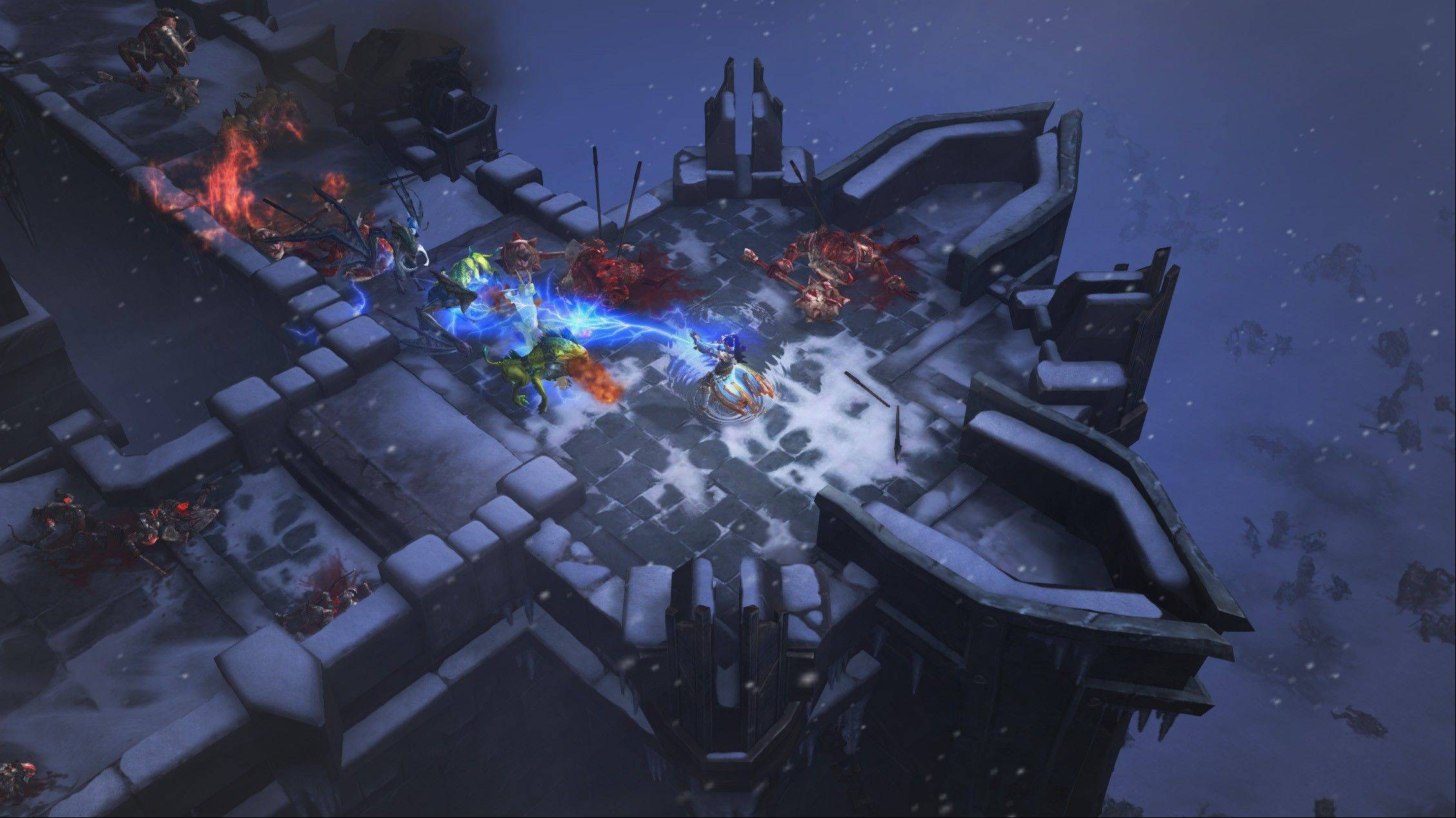 "Players will get hooked on the rhythm of ""Diablo III"" -- fight, collect your rewards, take a breath before the next fight."