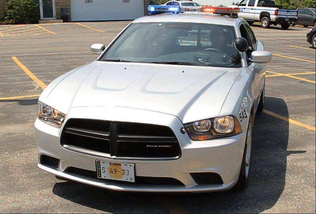 The Lake County sheriff's office is slowly replacing its fleet of aging Ford Crown Victorias and Chevrolet Impalas with more powerful and eye-catching Dodge Chargers.