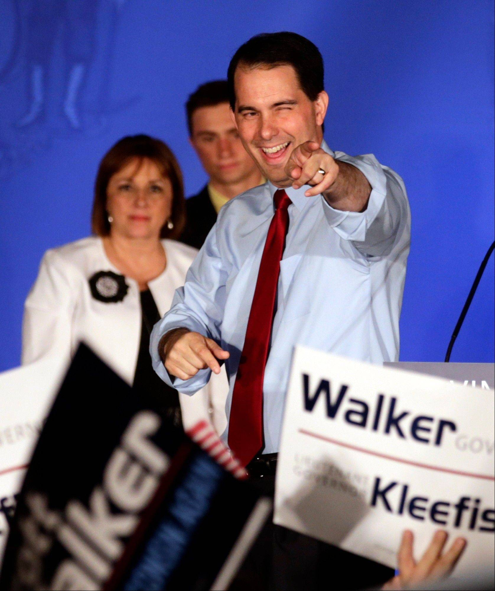 Wisconsin outcome signals opportunity for Romney