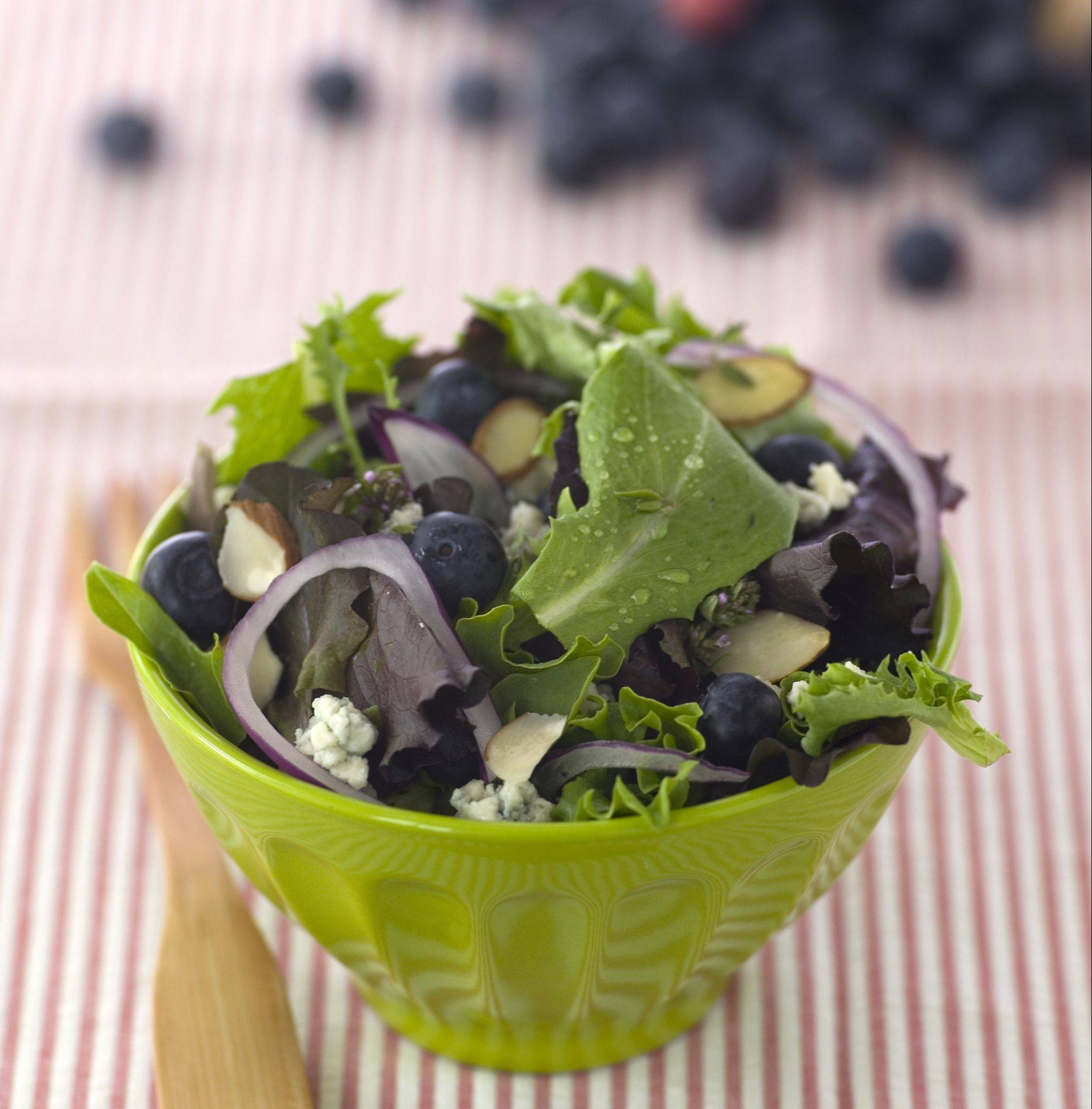 Berry Blue Salad
