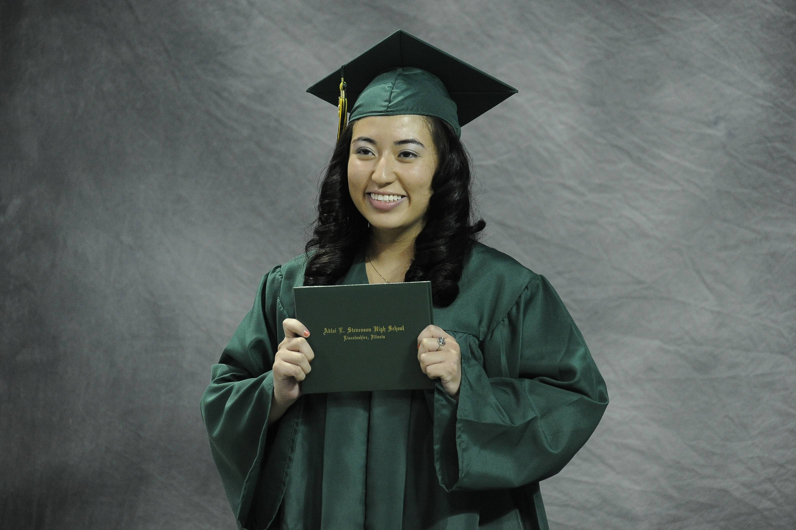 Images from the Stevenson High School graduation ceremony on Thursday, June 7 at the Sears Centre in Hoffman Estates.