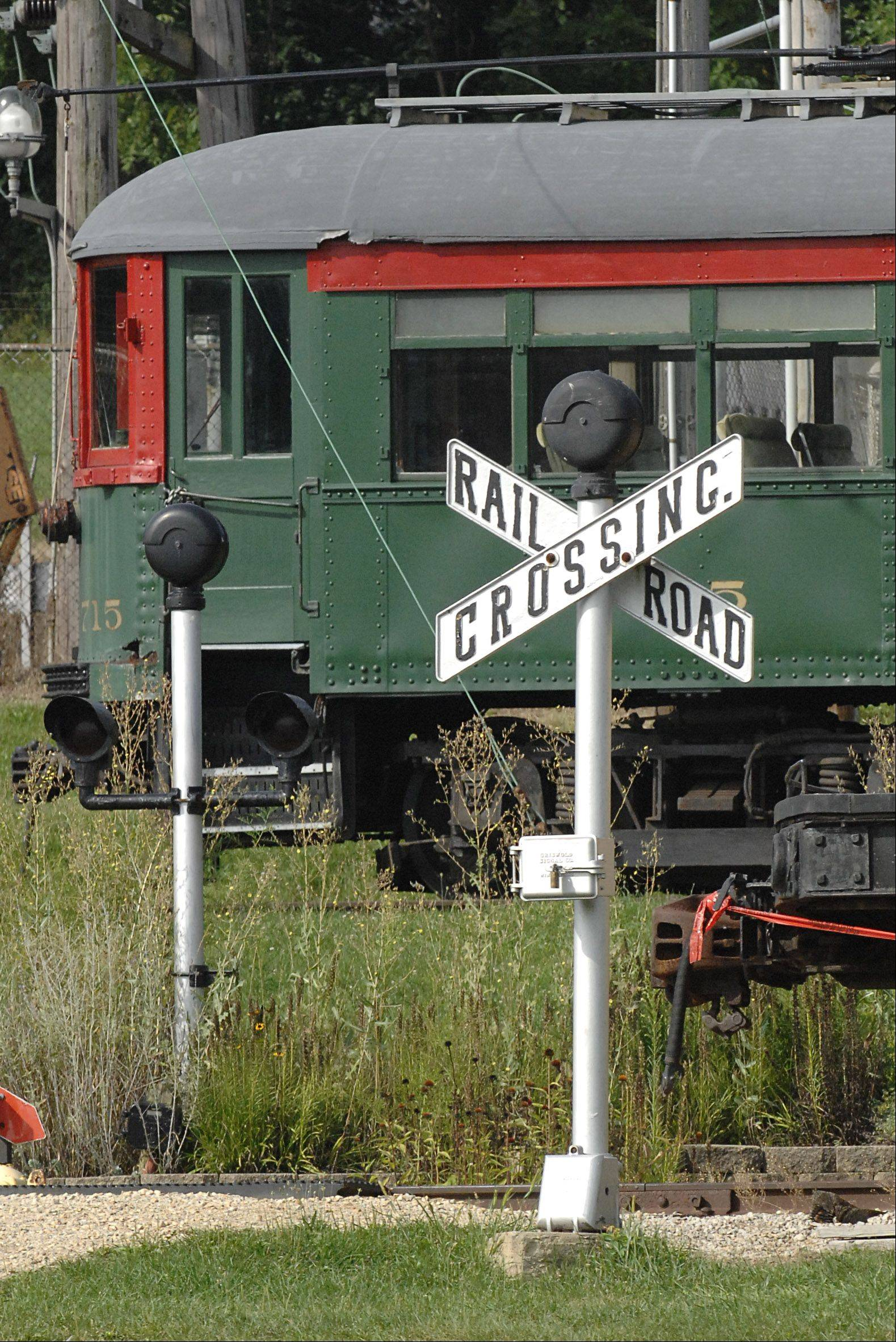Hop on board a train at the Fox River Trolley Museum in South Elgin this weekend for a living history event.
