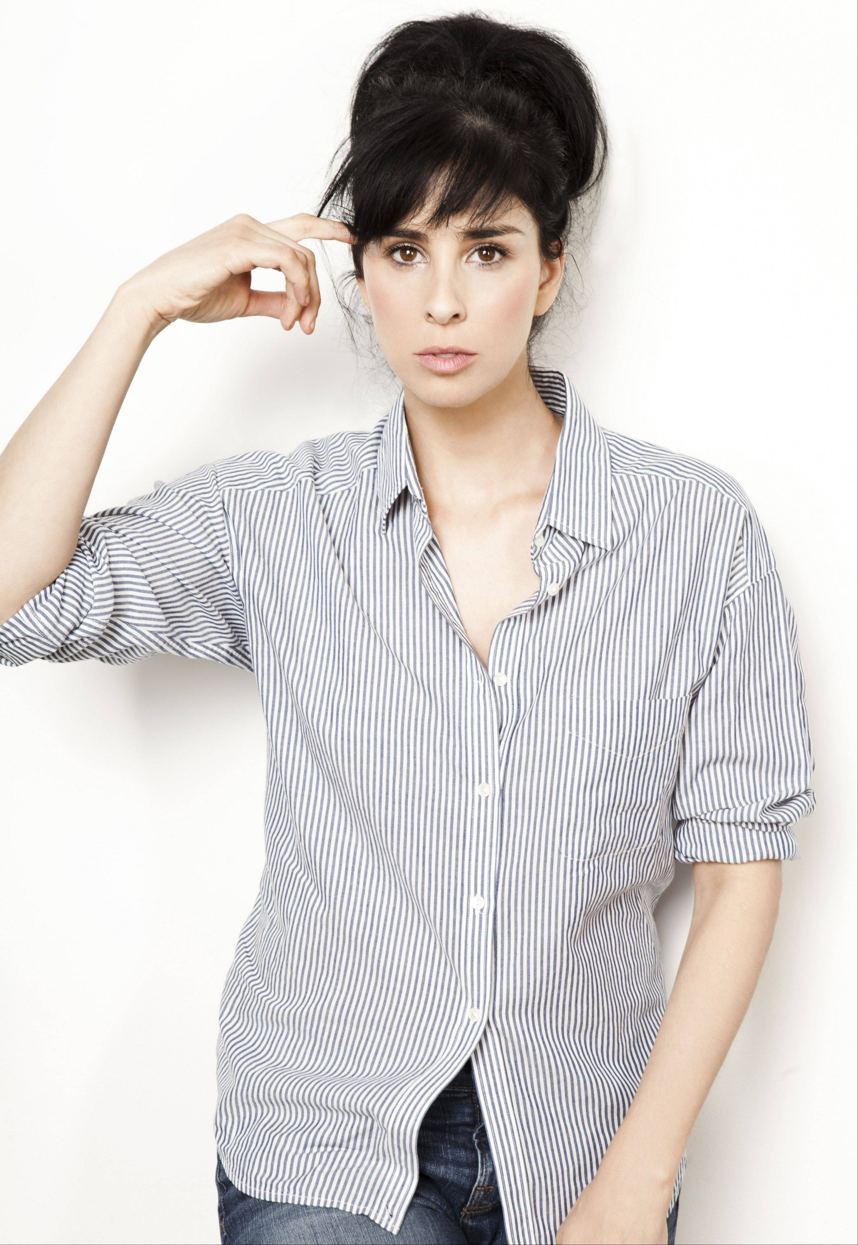 """Sarah Silverman's Pro-Choice"" plays the Chicago Theatre at 7:30 and 10:30 p.m. Saturday, June 16, for Just for Laughs Chicago."
