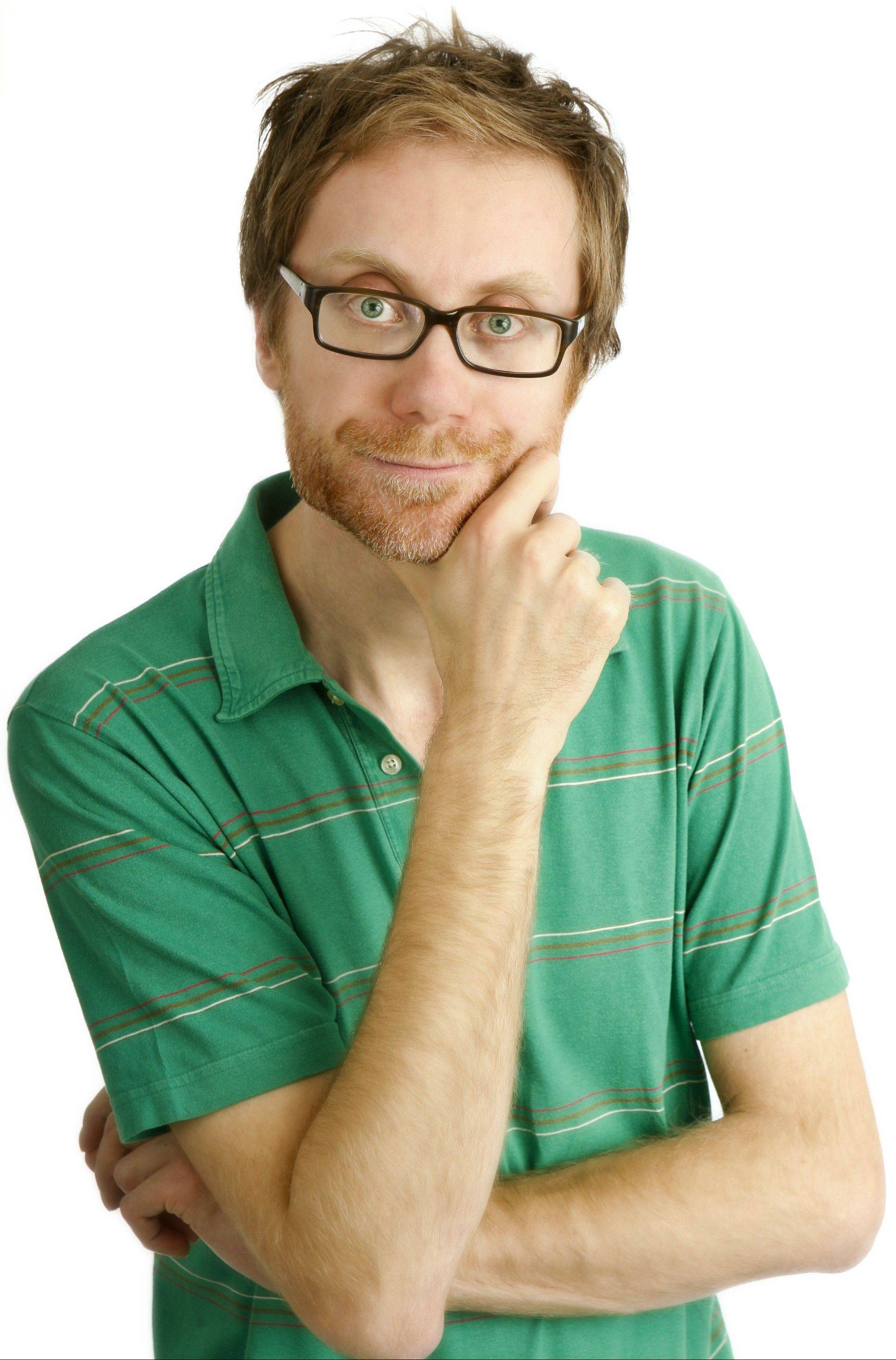 Stephen Merchant is on the Just for Laughs roster for the first time. He performs at Park West in Chicago Thursday through Saturday, June 14-16.