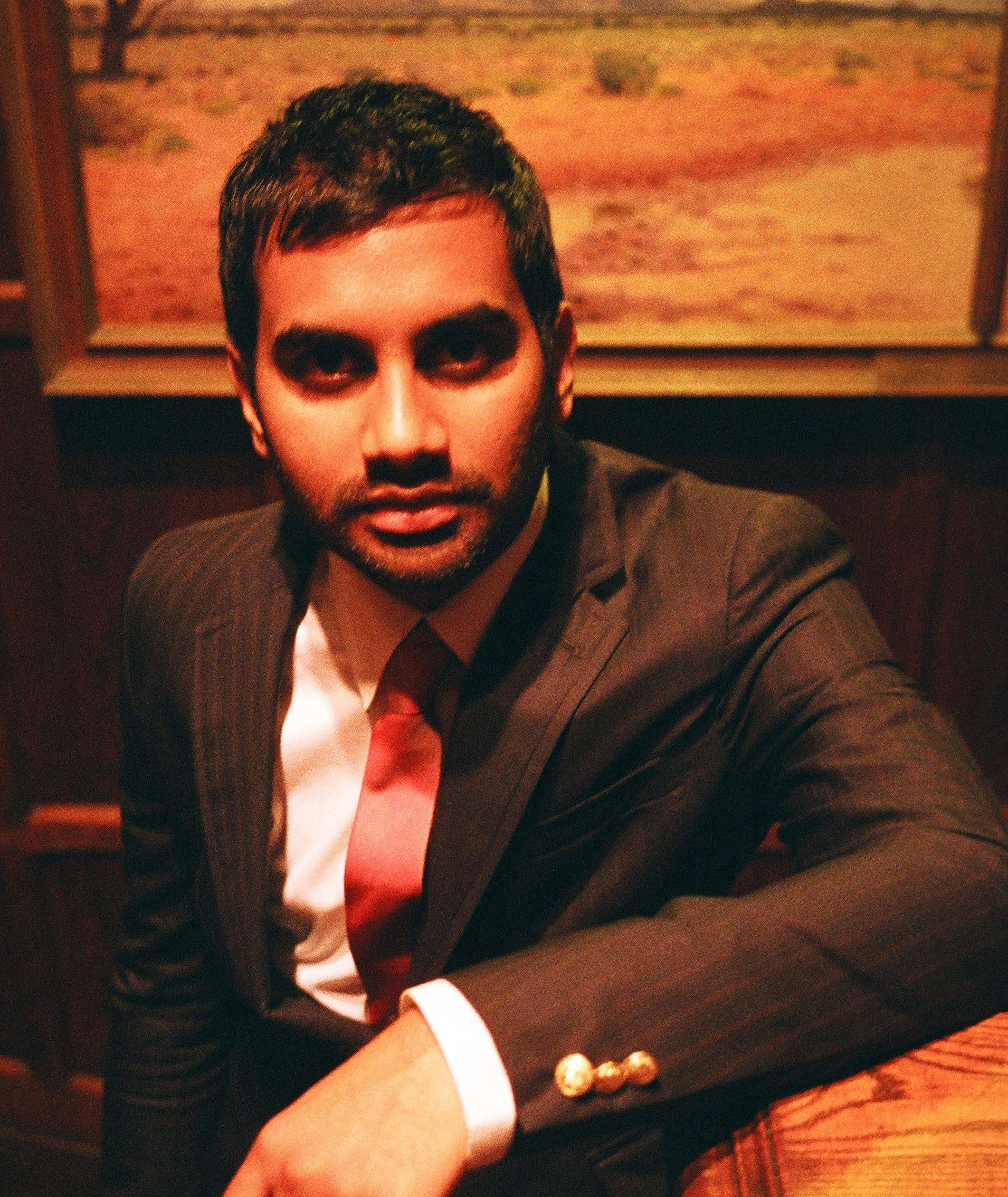 Aziz Ansari plays 7:30 and 10:30 shows Friday, June 15, at the Chicago Theatre.
