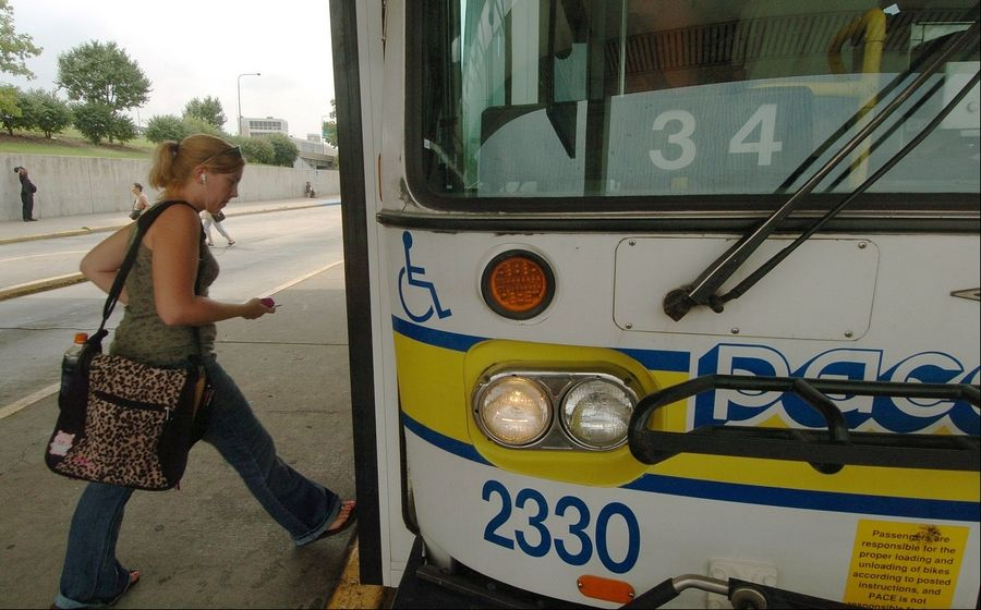 By 2014, it should be a breeze to transfer from Pace buses to the Rosemont CTA station with a universal fare system.