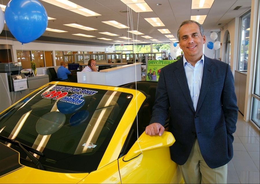 Raymond Chevrolet Antioch Illinois >> Raymond Chevrolet To Celebrate Expansion 70 Year History