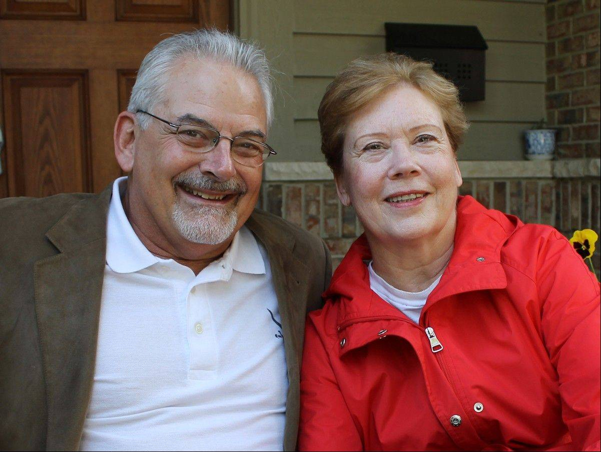 Bridget and Bob Tolpa didn't have any trouble selling their townhouse in Elmhurst, but they did have a hard time finding a new place to live until they discovered a company called Tricap Preferred.