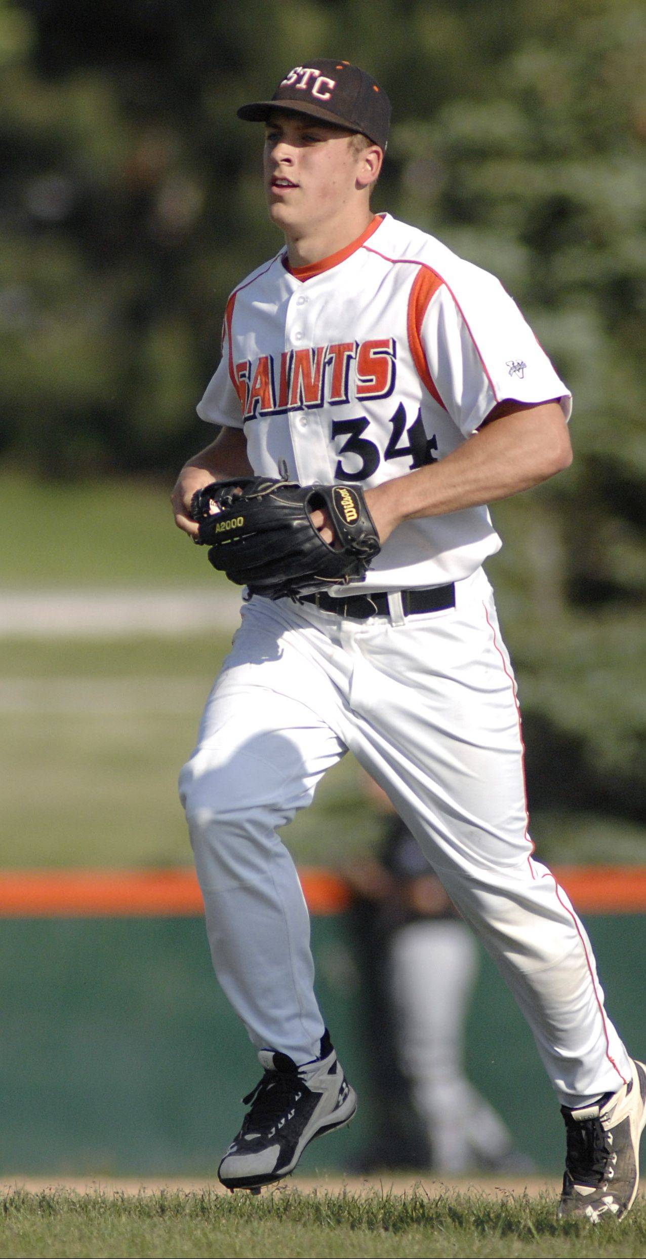 St. Charles East's Joe Hoscheit was part of one of the strangest baseball games Craig Brueske covered.