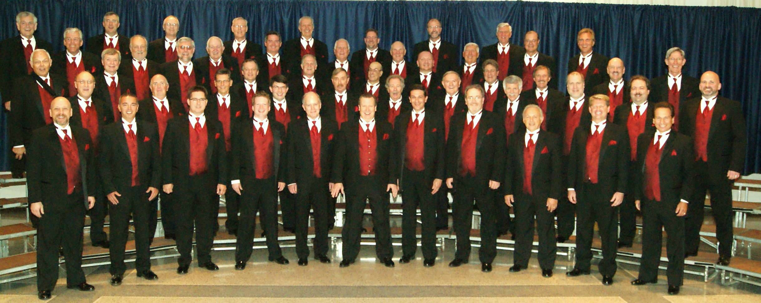 New Tradition Chorus at the 2011 Barbershop Harmony Society Illinois District Fall Convention