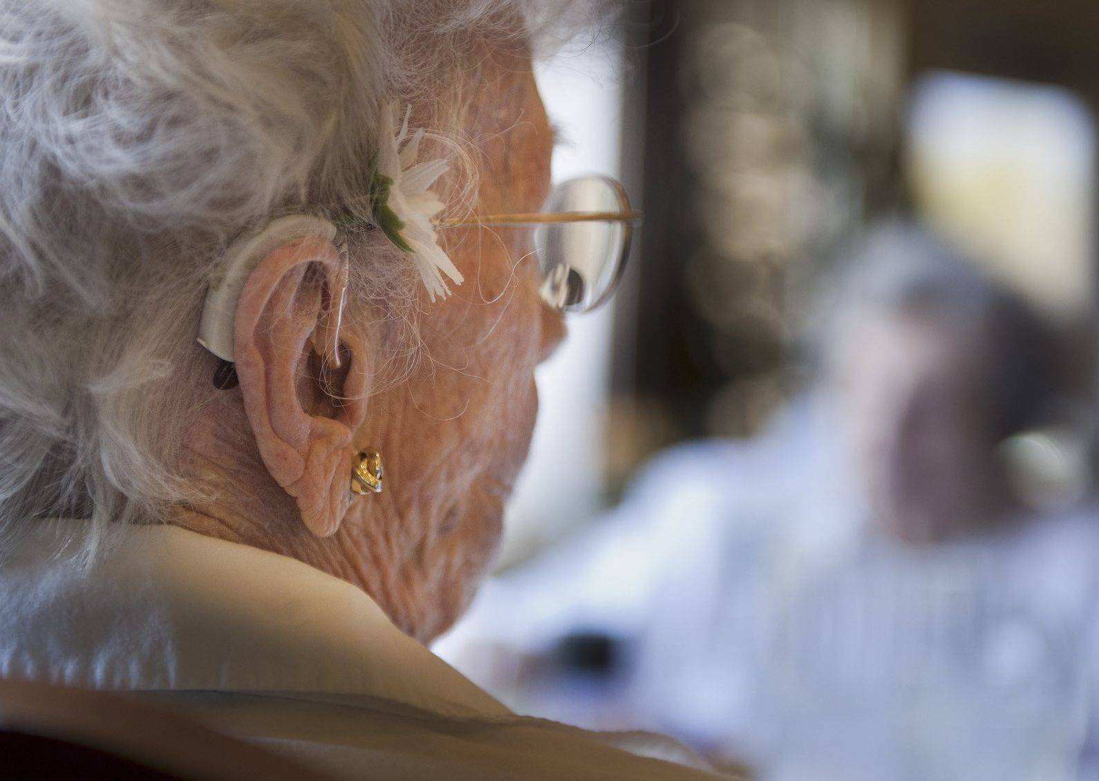 Seniors' hearing loss a hidden, correctable problem
