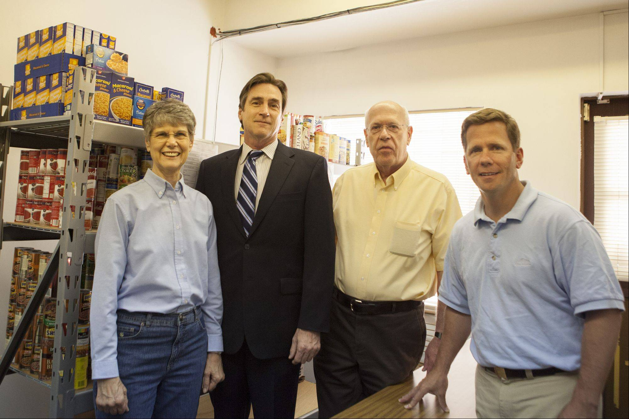 Need continues to rise at Wheeling food pantry