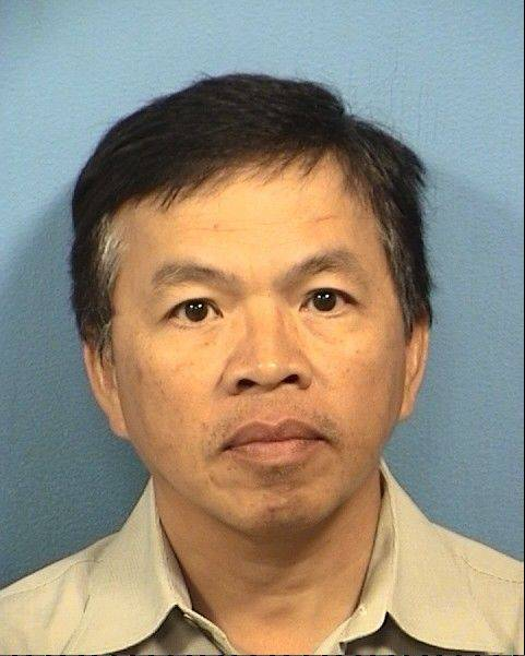 Man charged in $157,000 theft from Naperville company
