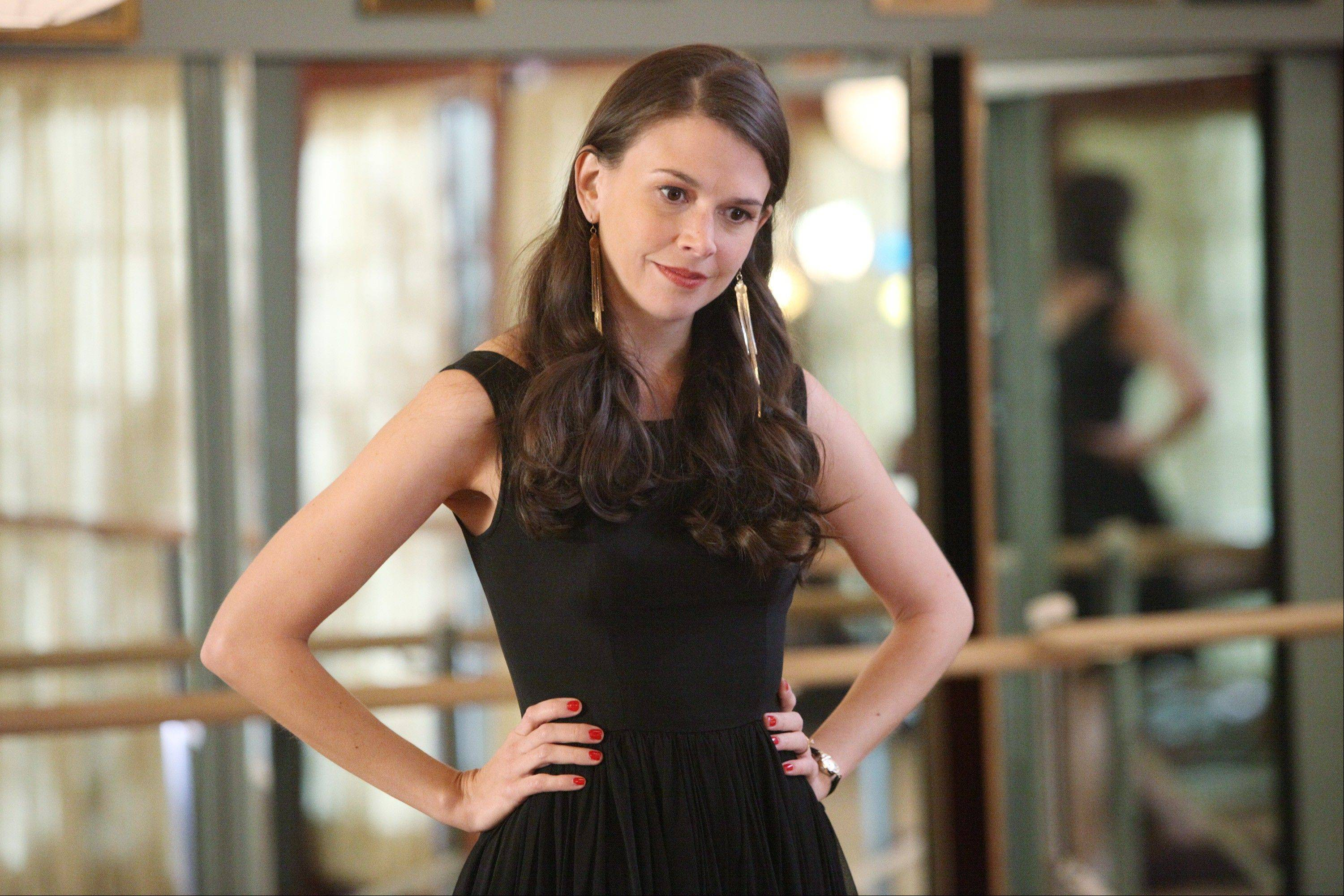"A former ballerina turned Vegas showgirl (Sutton Foster) starts over in a town called Paradise in ABC Family's ""Bunheads,"" airing Monday, June 11th."