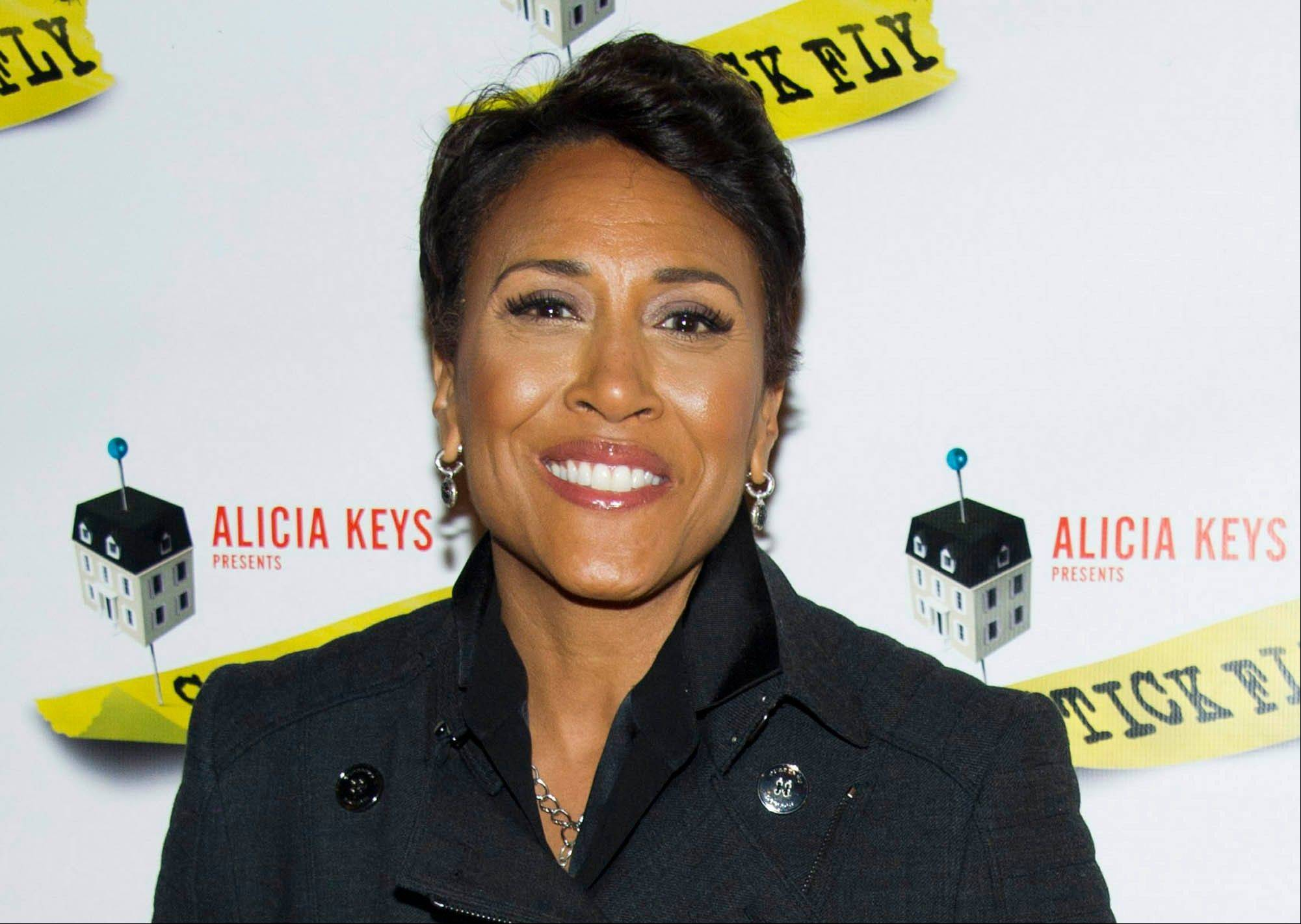 "ABC News personality Robin Roberts announced on ""Good Morning America"" that she has been diagnosed with MDS or myelodysplastic syndrome, a disease of the blood and bone marrow and was once known as preleukemia. She will start pre-treatment chemotherapy in advance of a bone-marrow transplant later this year."