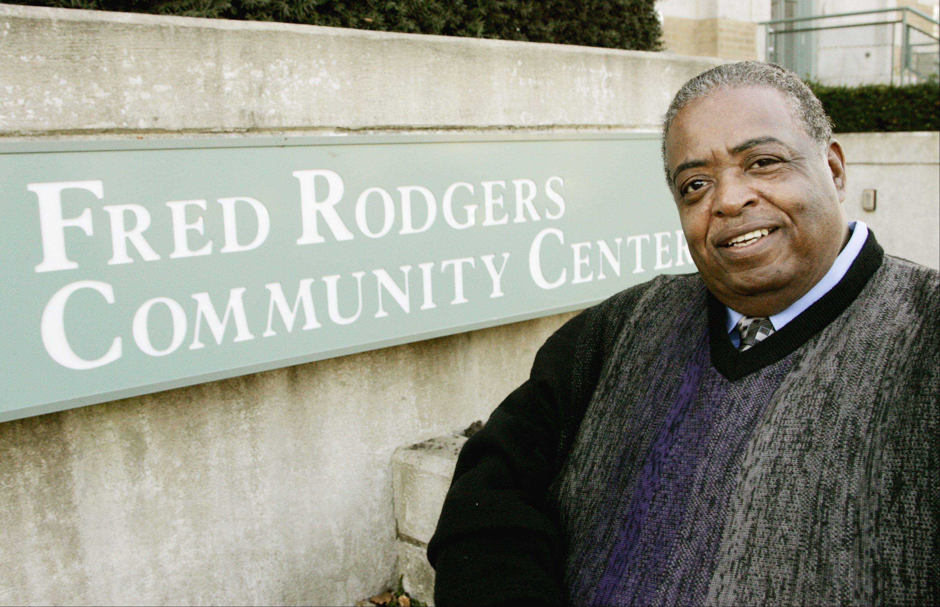 Former Aurora youth activities director Fred Rodgers, seen here in 2009, is the namesake for the Fred Rodgers Community Center, soon to be sold to East Aurora District 131 for $3 million.
