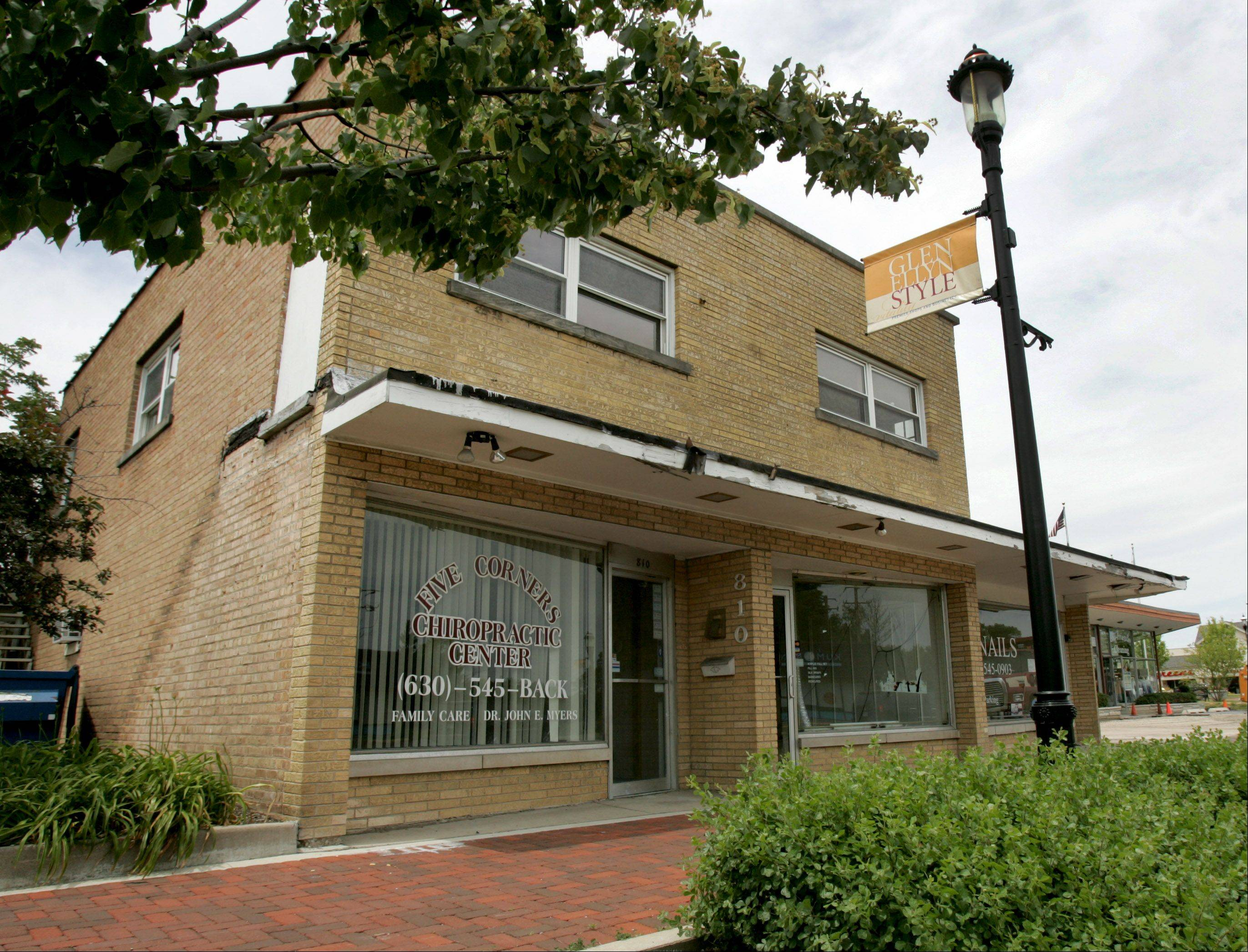 The Glen Ellyn Chamber of Commerce will be moving into a village-owned building at 810 N. Main St. this fall.