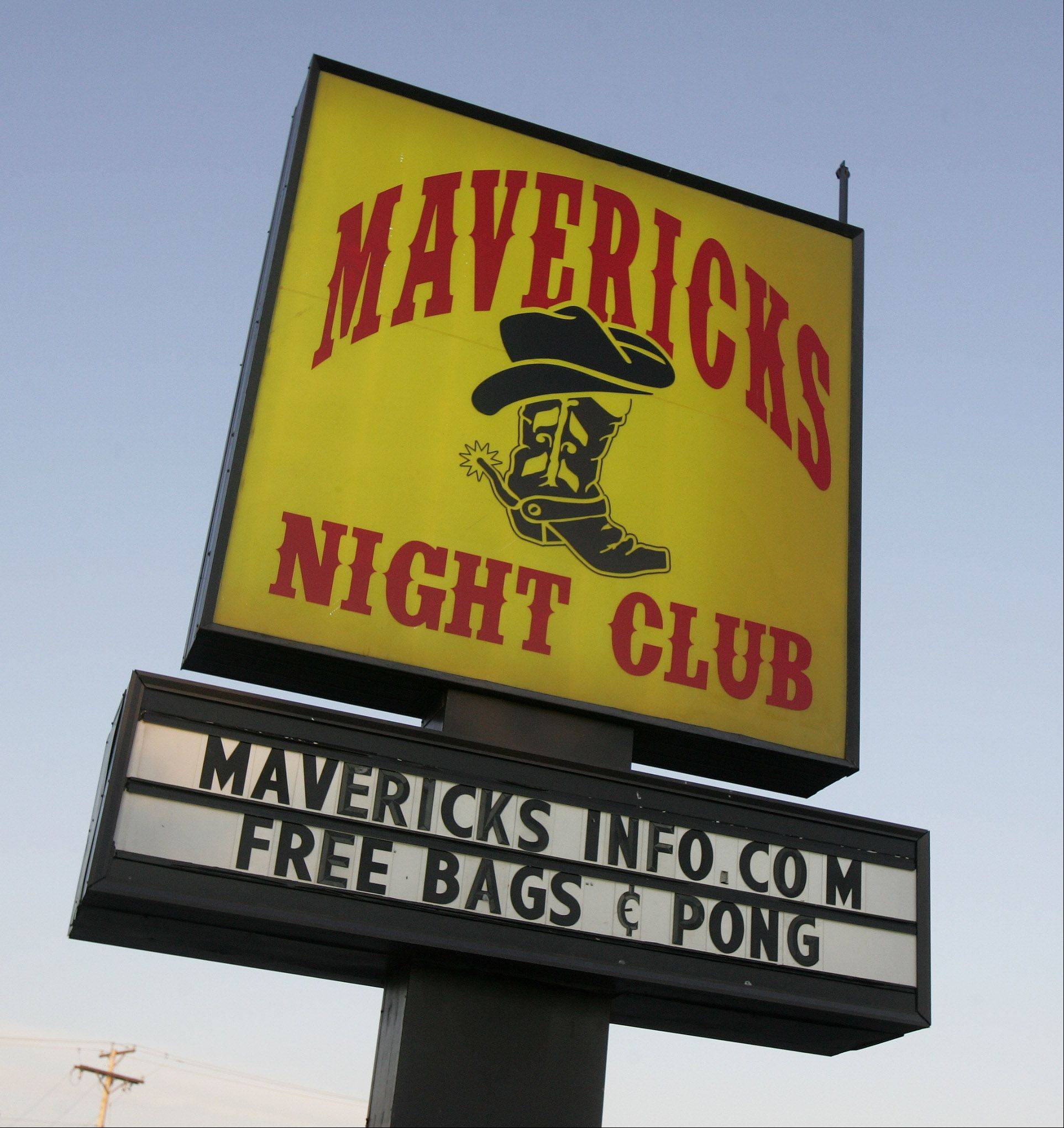 Mavericks offers games as well as country dancing.