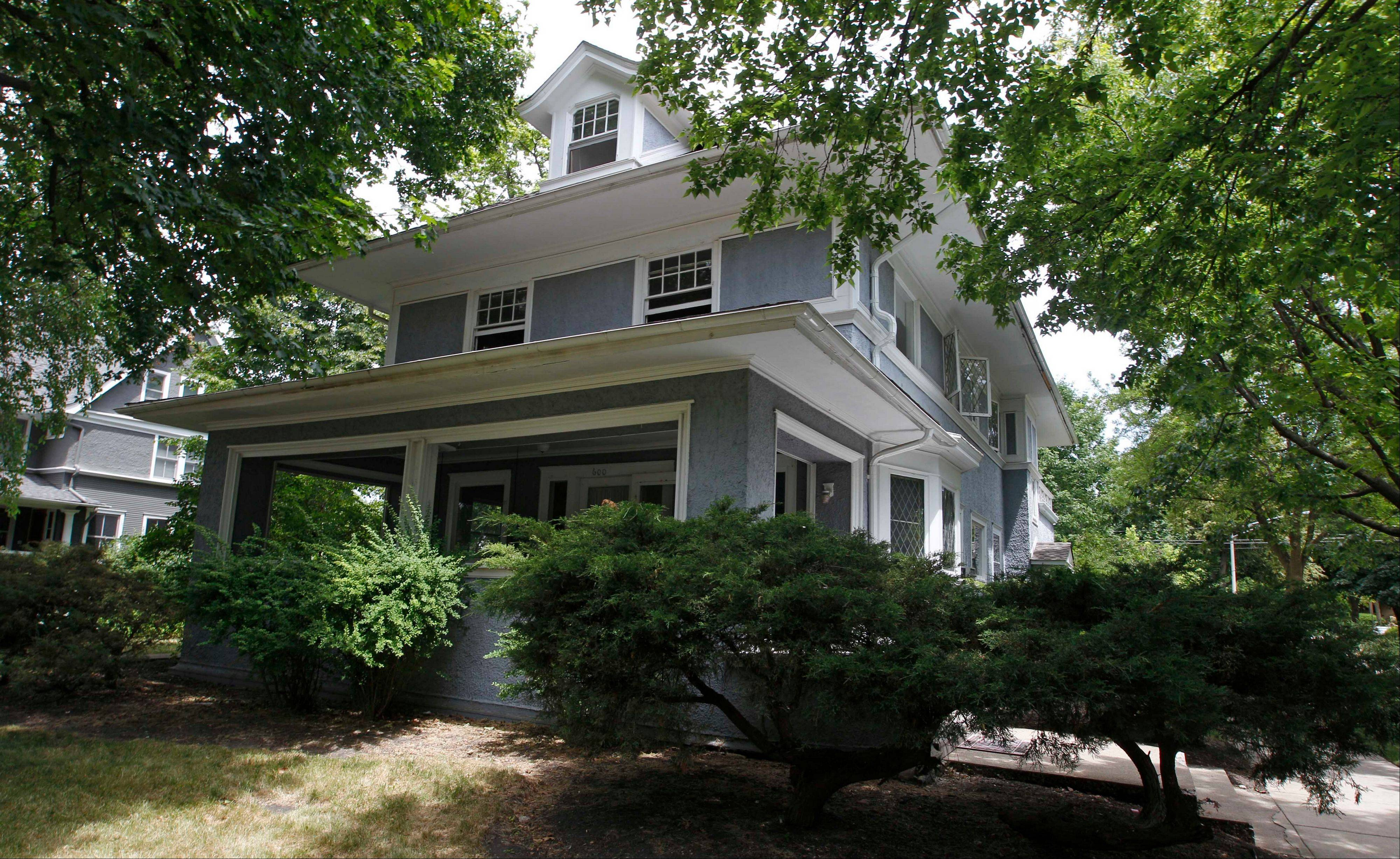 The new owners of Ernest Hemingway's boyhood home in Oak Park plan to make their house available to visits by Hemingway enthusiasts. Hemingway lived in the home until he graduated from high school and is believed to have written some of his earliest works in his third-floor bedroom.