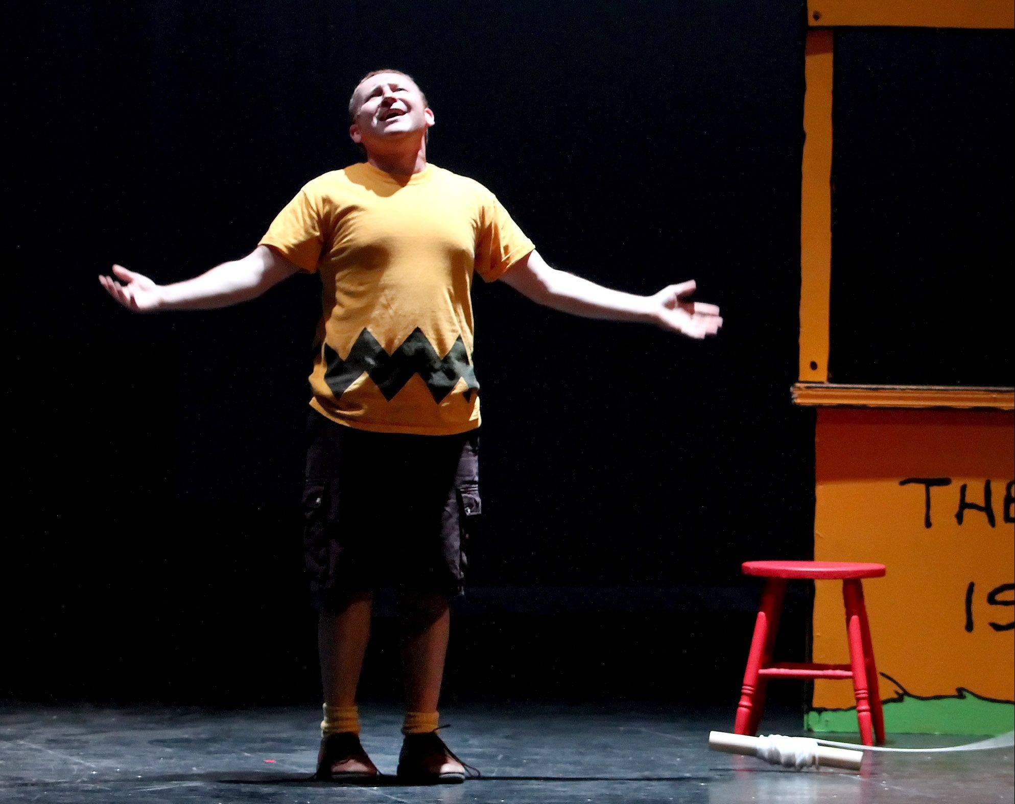 "Jason Czajka will get to embody a character he feels a connection with as the lead in Summer Place Theatre's ""You're a Good Man, Charlie Brown."" ""I've always had a Charlie Brown-ness about me,"" he said."