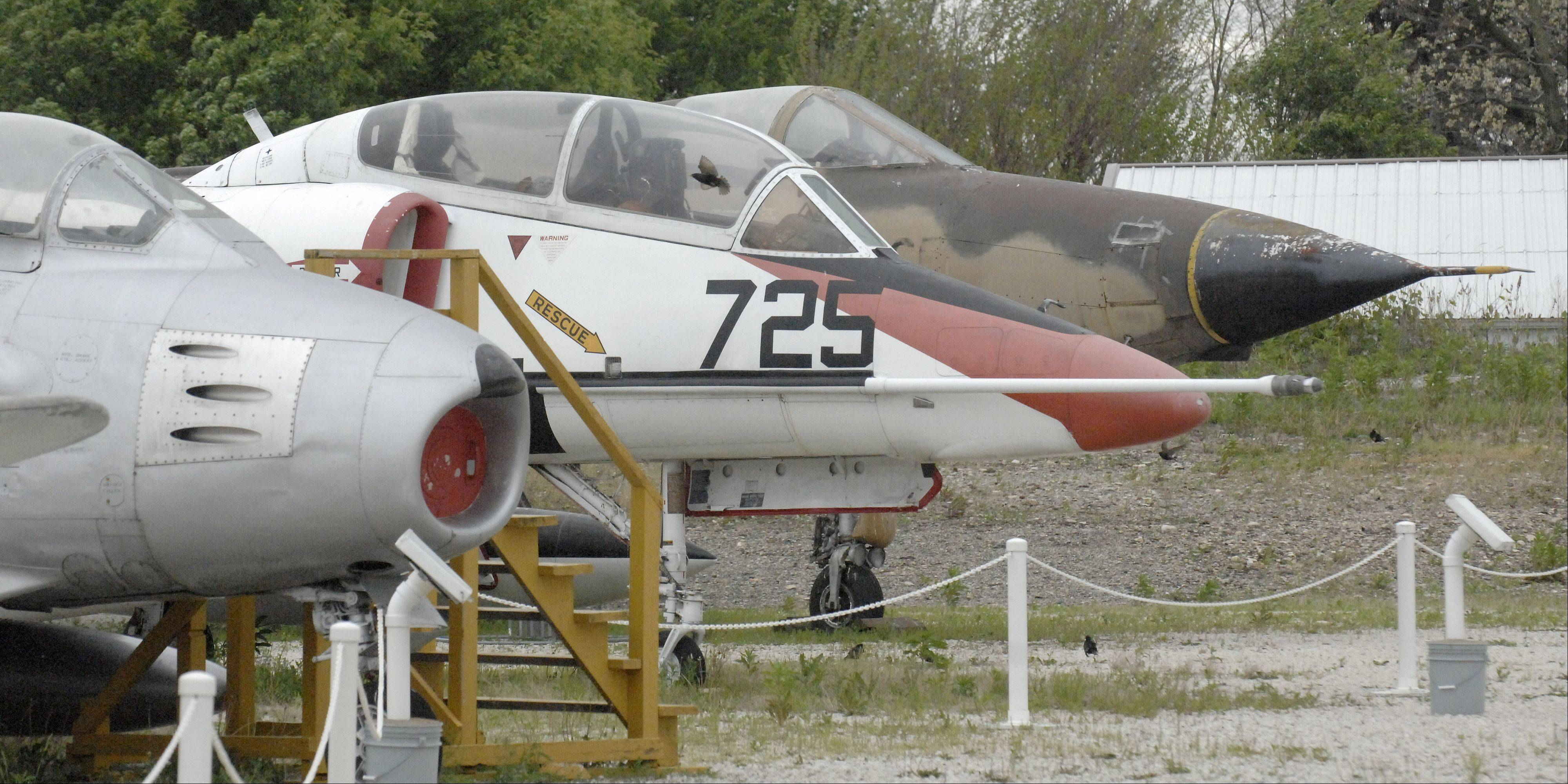 Historic planes will be on display Saturday at the Air Classics Museum of Aviation in Sugar Grove.
