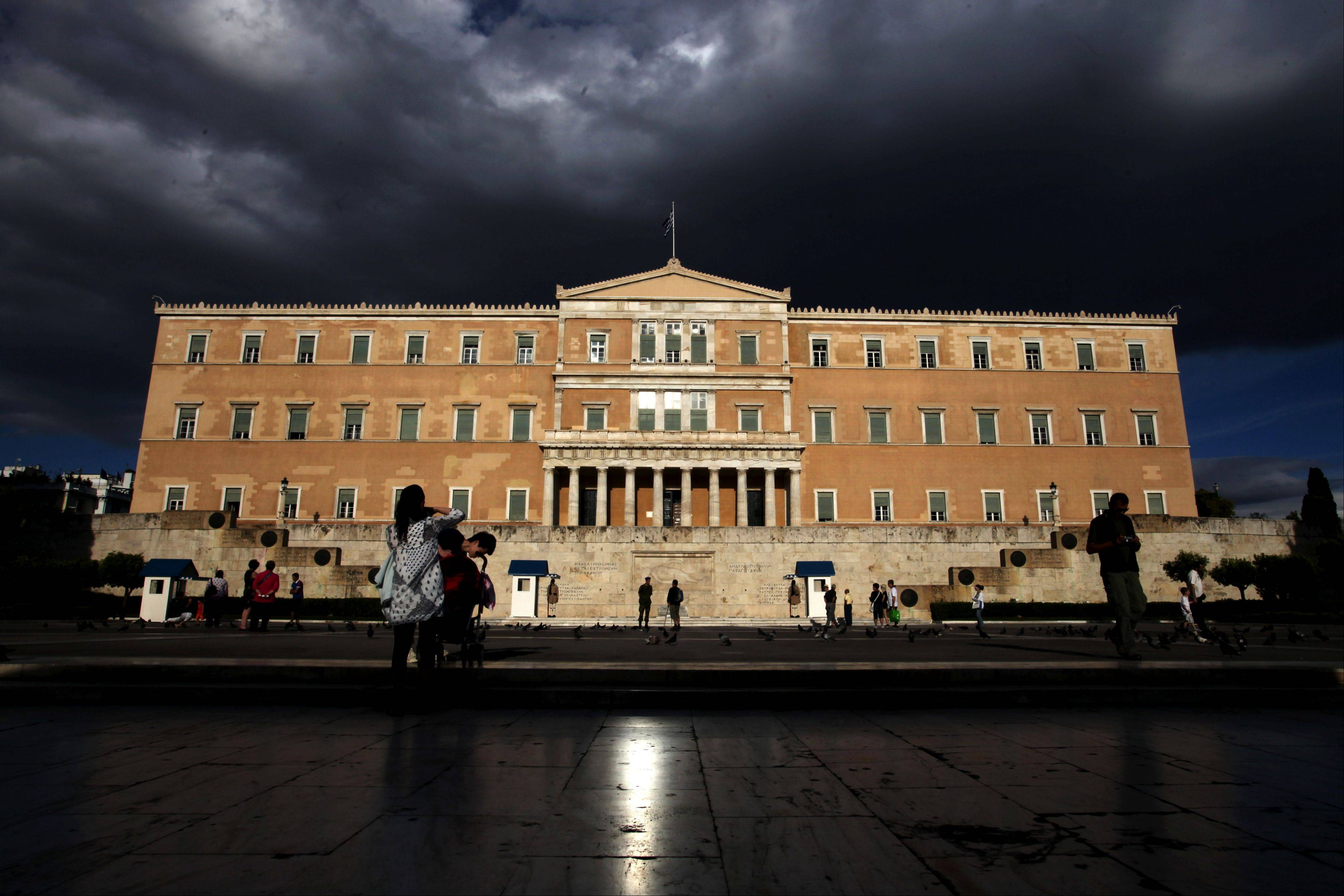 Bankers, governments and investors are starting to prepare for Greece to drop the euro currency, a move that could spread turmoil throughout the global financial system. A Greek election on Sunday, June 12, 2012, will go a long way toward determining whether it happens.