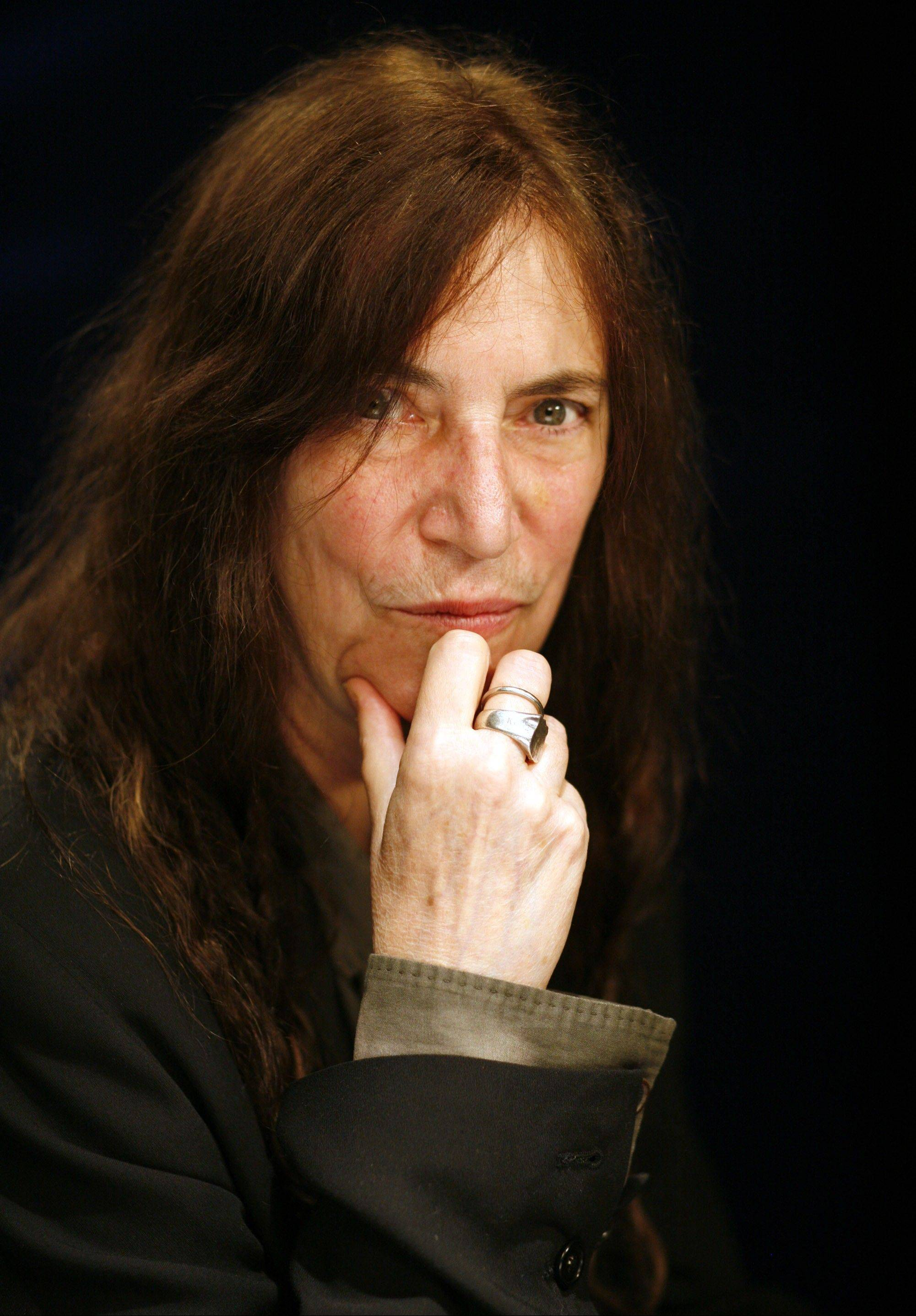 "Best remembered for the 1978 hit ""Because the Night,"" Patti Smith's latest, ""Banga,"" is her first album of original music in eight years."