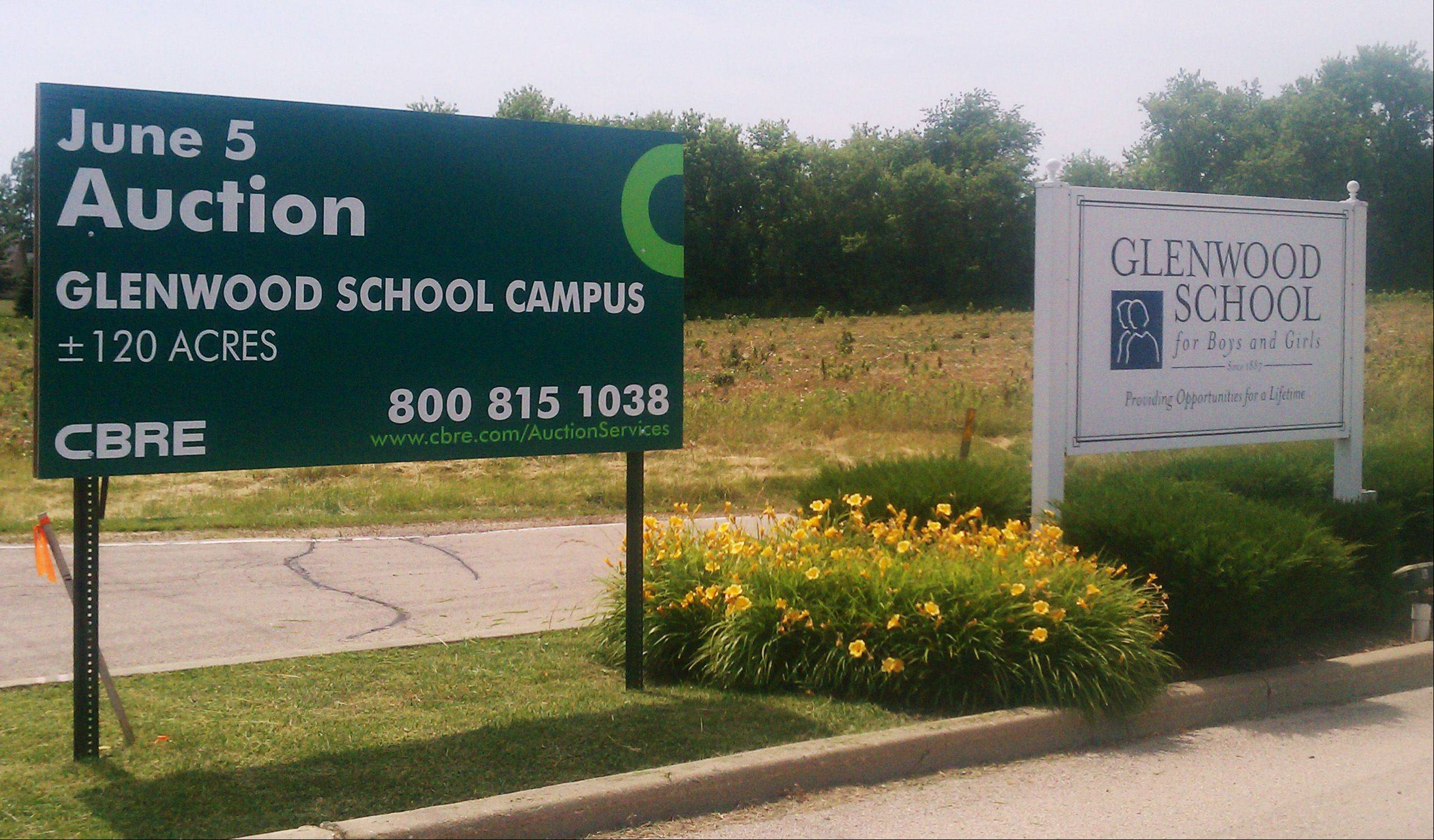 Brian Hill/bhill@dailyherald.com The Glenwood Academy campus on Silver Glen Road in St. Charles is being sold.