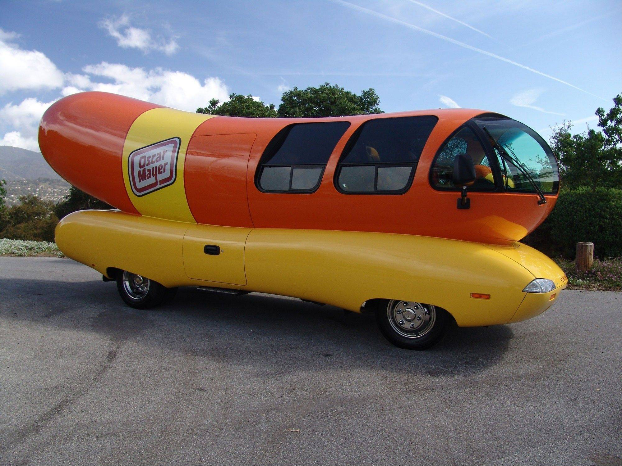 The Weinermobile will be at the Little Boots Rodeo fundraiser.