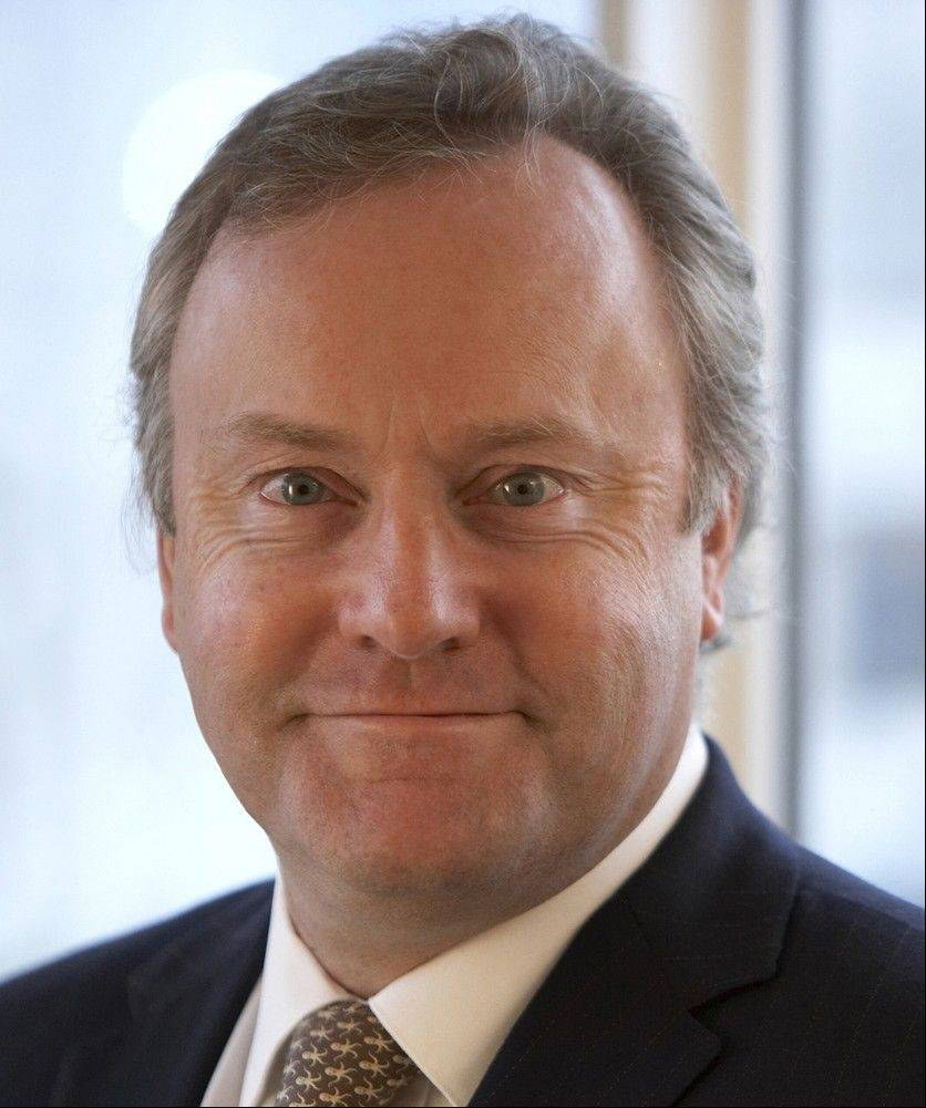 Alan Brown, a senior adviser with Schroders PLC, a London-based asset management company.