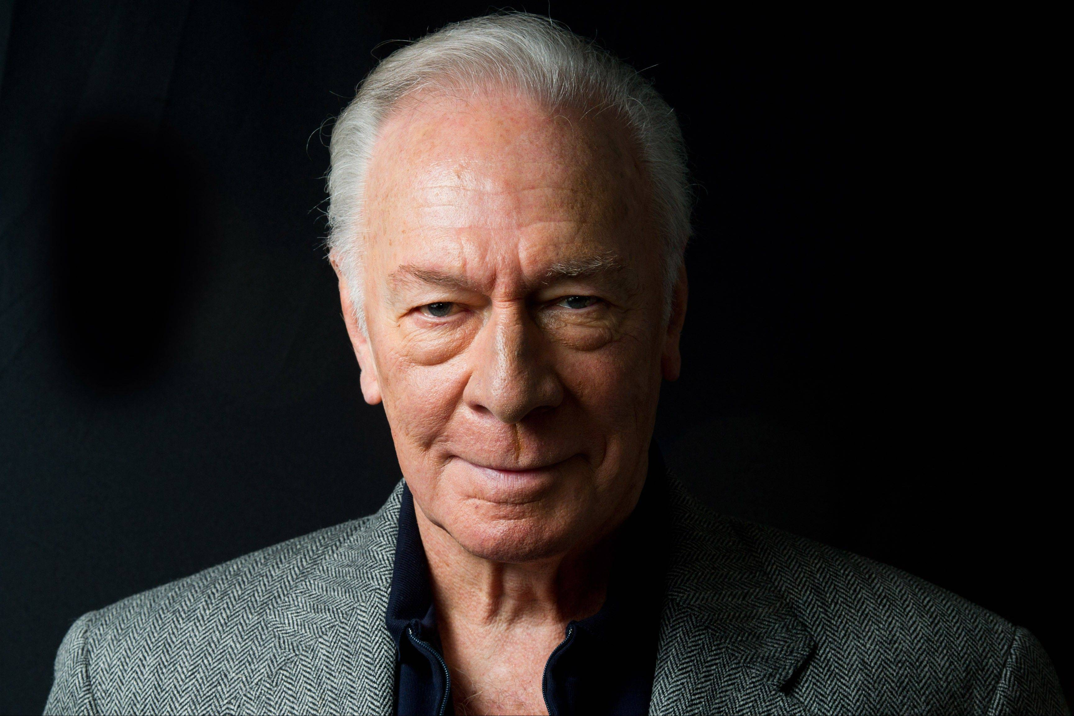 "Actor Christopher Plummer in New York on May 24, 2011. Plummer, who helped present at the Tony Awards on Sunday and who thrilled Nina Arianda by handing her a best actress award, is preparing for his stage performance in ""The Tempest"" to be shown in hundreds of movie theaters on Thursday. Later this fall, his ""Barrymore"" will hit movie screens across the world."