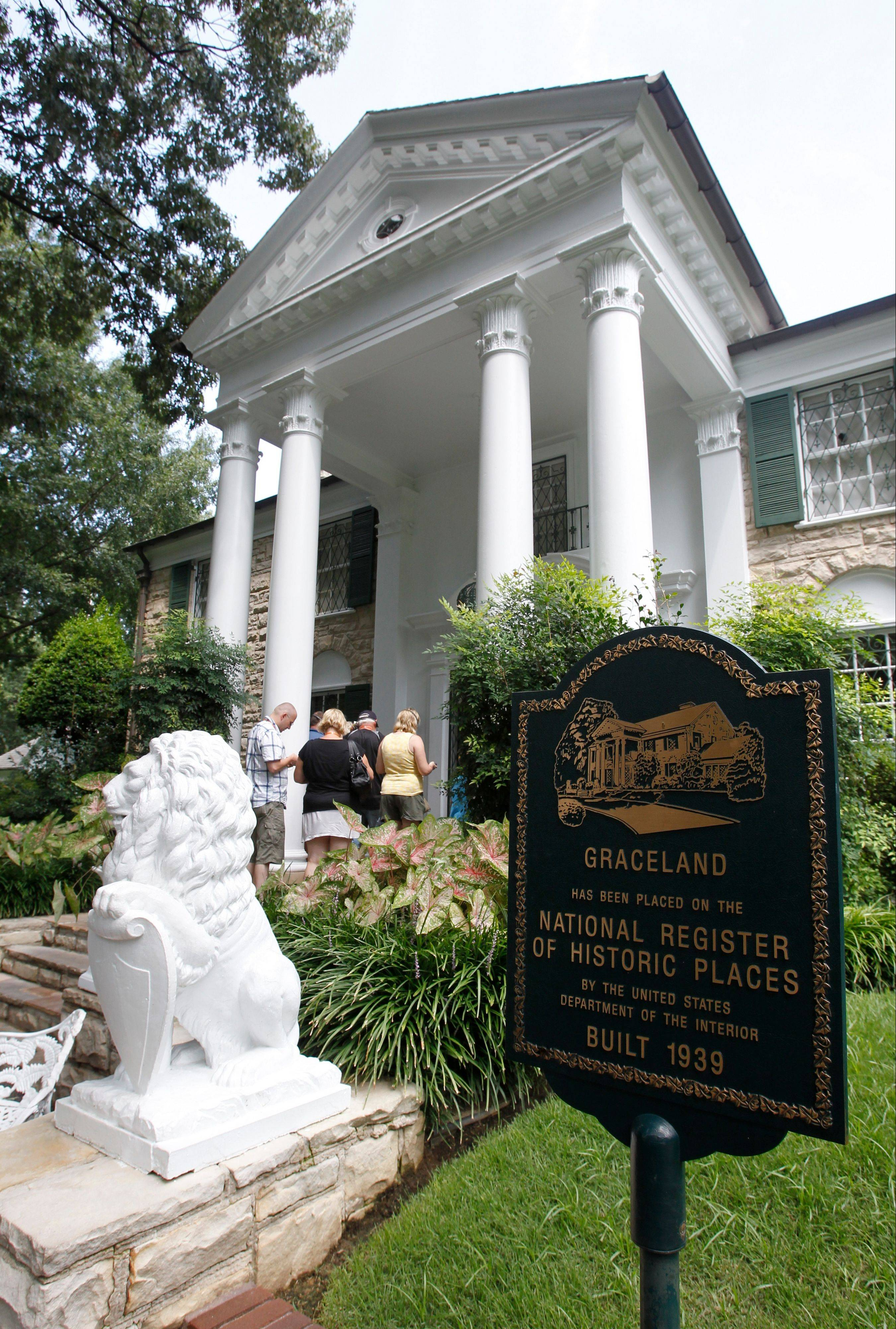 Graceland opened for tours on June 7, 1982. They sold out all 3,024 tickets on the first day and didn't look back, forever changing the Memphis tourist landscape while keeping Elvis and his legend alive.