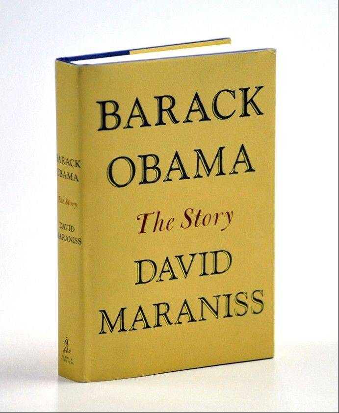 """Barack Obama: The Story"" by David Maraniss, to be published June 19 by Simon & Schuster, traces the roots of the president's basketball obsession."