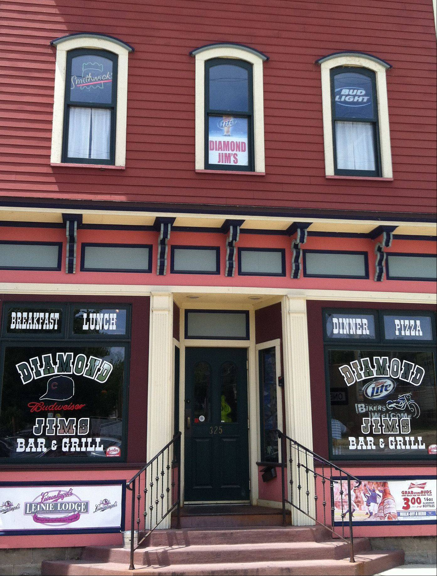 "If East Dundee trustees curtail hours that music can be played, Diamond Jim's Bar and Grill may leave the village for a town that offers later hours. ""If we can't do it here, if another town allows for later music, then that's an option, too,"" said Carl Mizak, one of the owners."