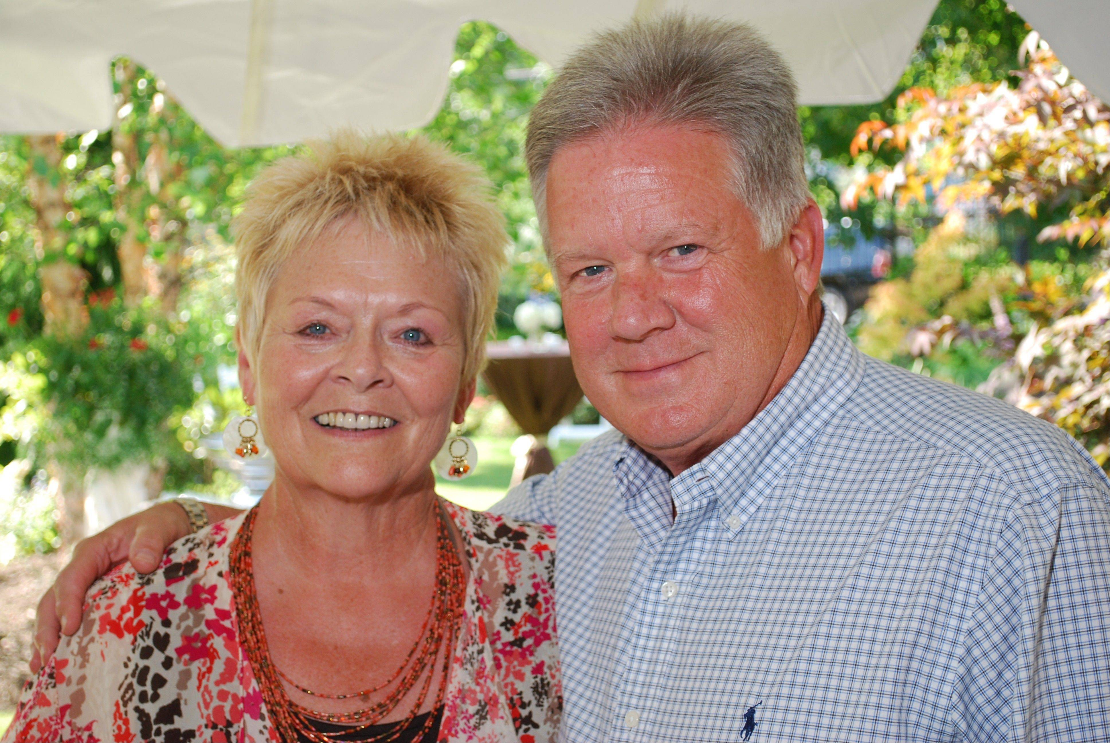 James and Johanna Blockinger have been selected as the 2012 Gurnee Days honorees.