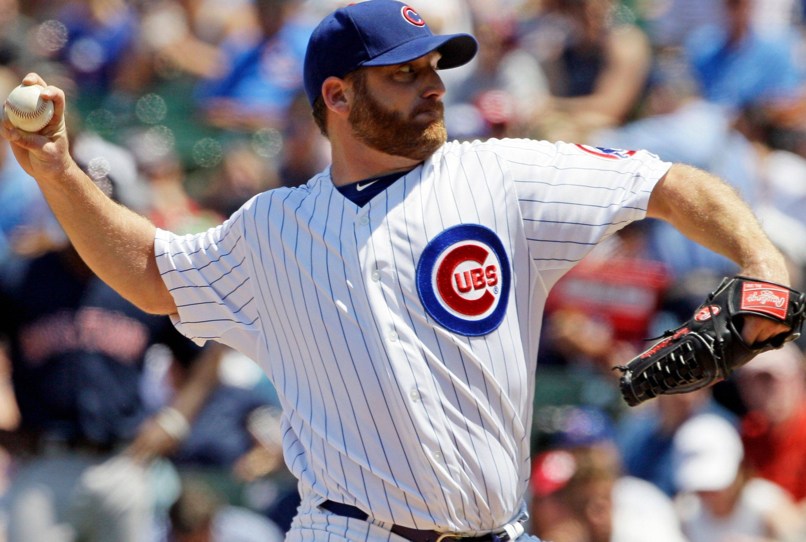 Cubs starter Ryan Dempster has been placed on the 15-day disabled list with tightness near his pitching shoulder. Randy Wells will get the start Wednesday against the White Sox.