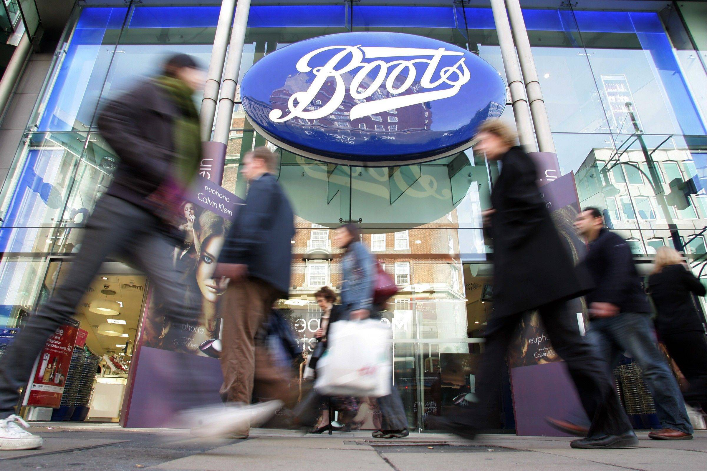 Walgreen to spend $6.7B on Alliance Boots stake