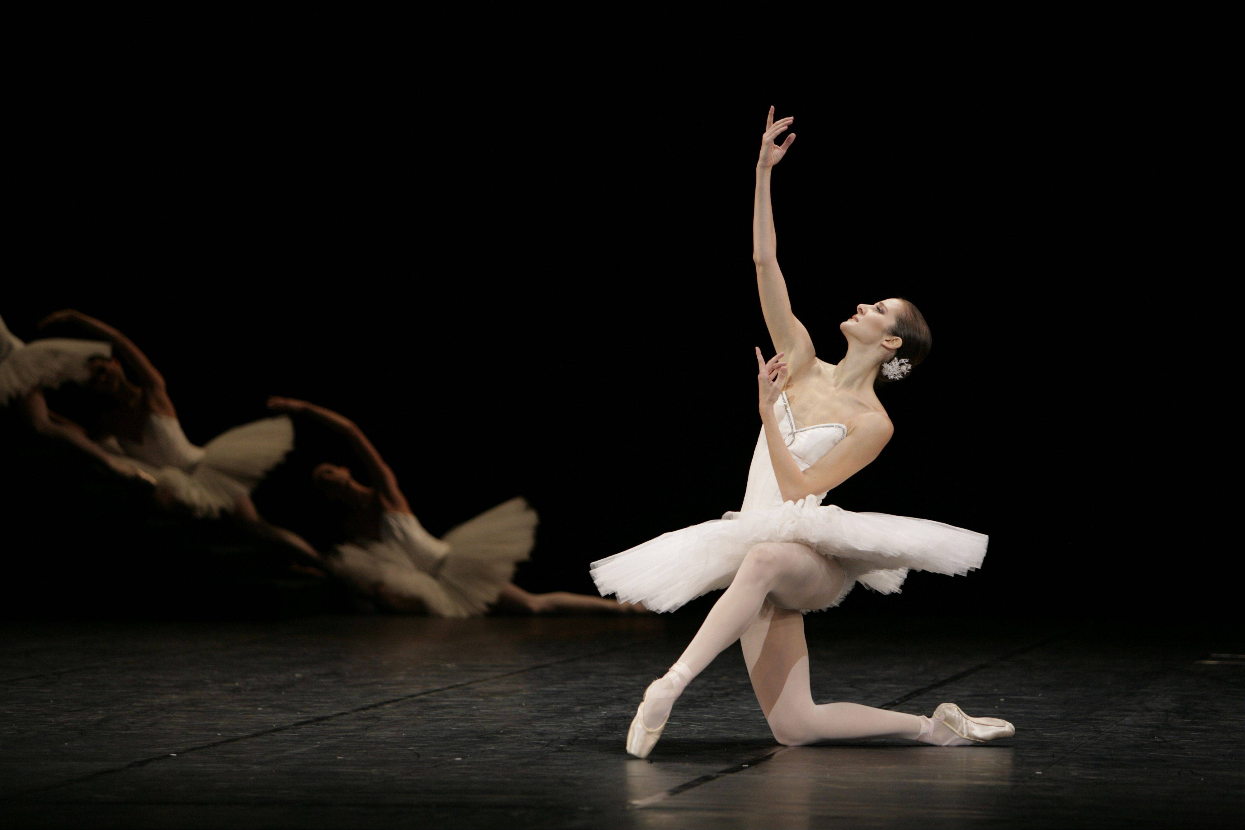 "The Paris Opera Ballet will perform ""Suite en Blanc"" as part of a mixed repertory program at Millennium Park's Harris Theater for Music and Dance in Chicago from Friday, June 29, through Sunday, July 1."