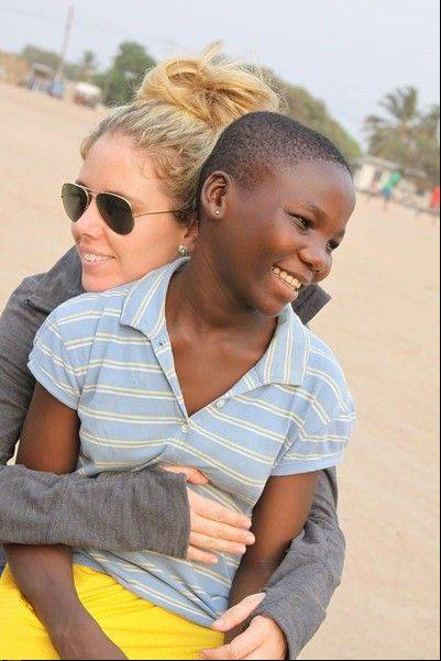 "Rachel Johnson has made eight trips to Ghana to help negotiate the freedom of children sold into the fishing trade. The rescued children call her ""Ma Rachel."""